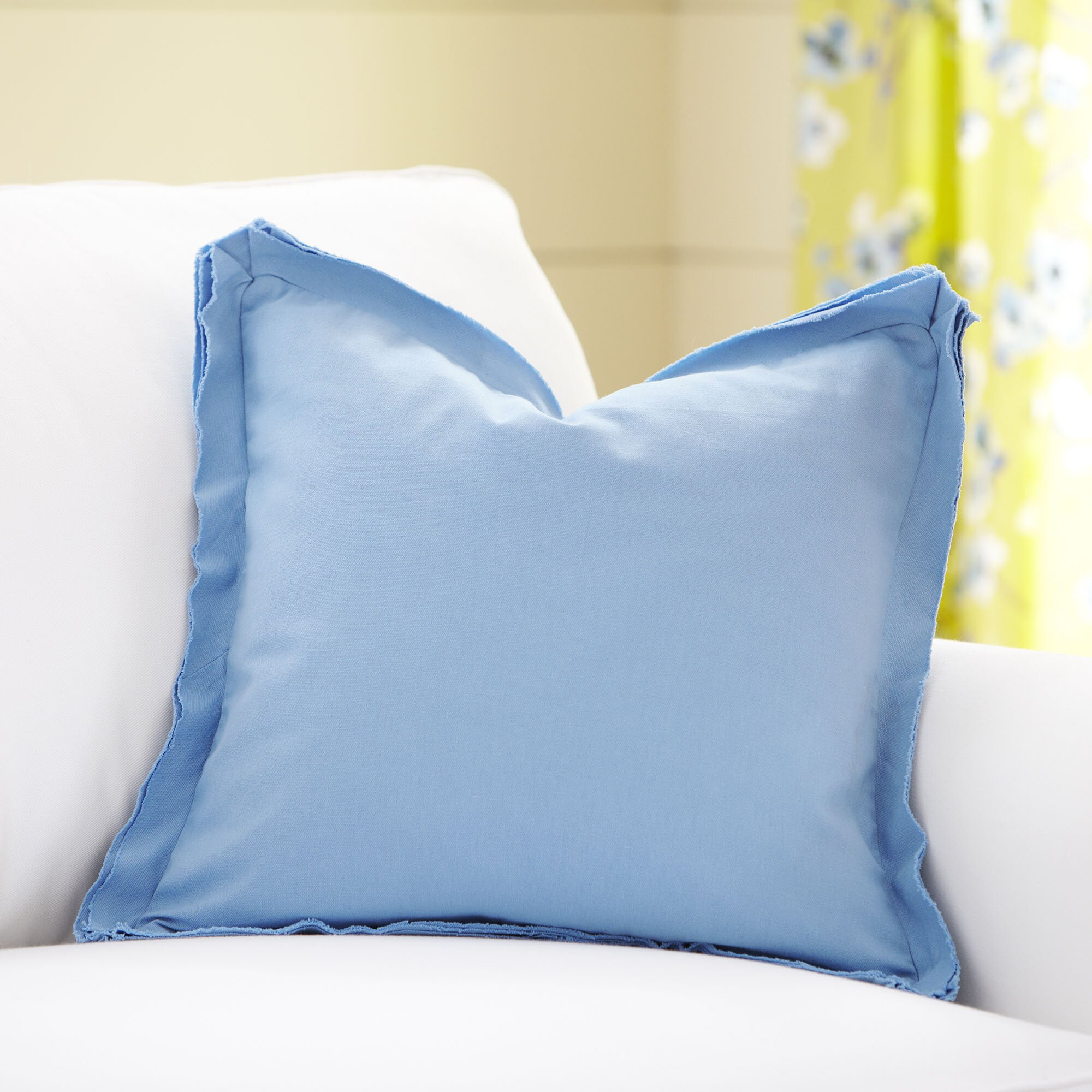 Wayfair Decorative Pillow Covers : Birch Lane Joelle Pillow Cover & Reviews Wayfair