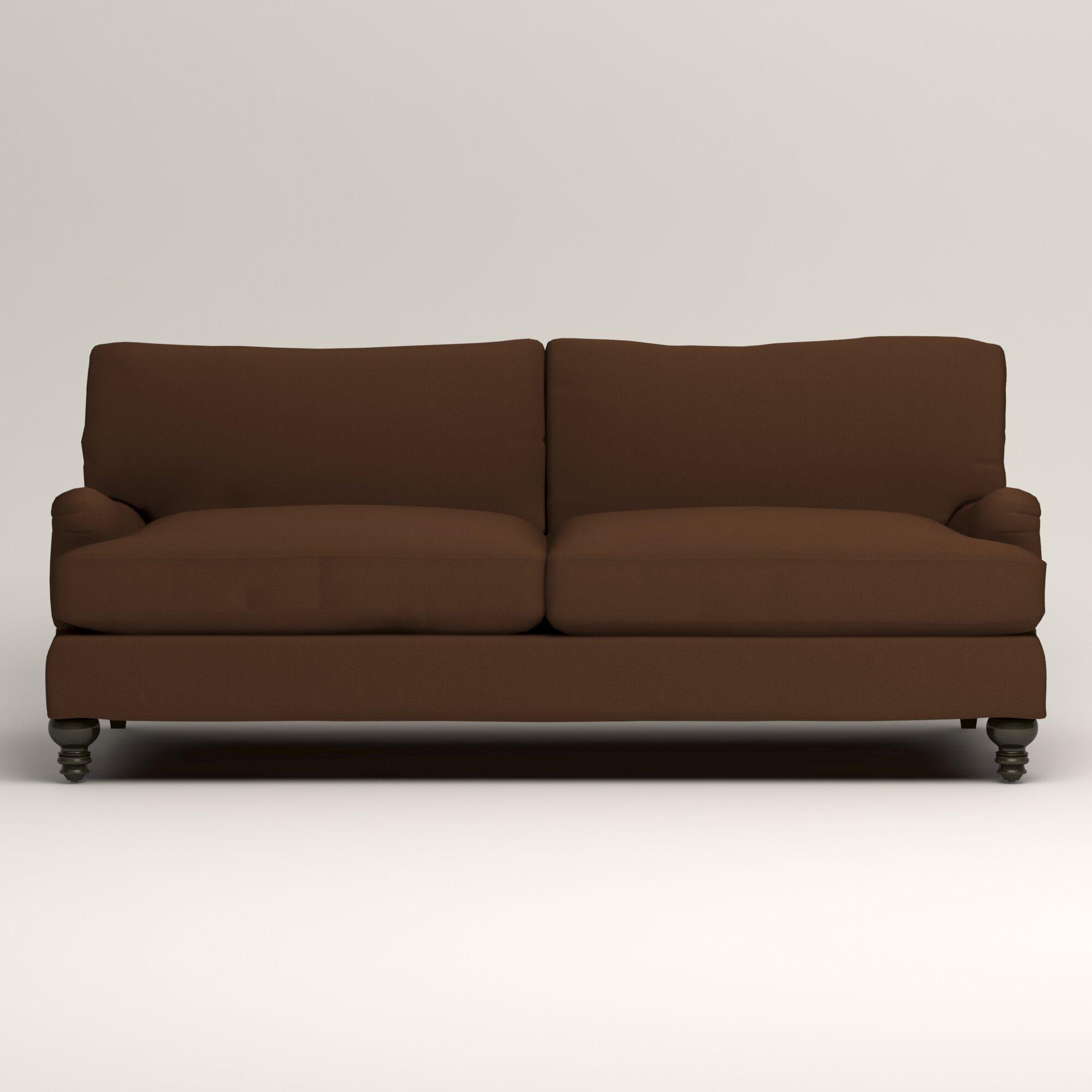 Birch Lane Montgomery Upholstered Sofa Reviews Wayfair