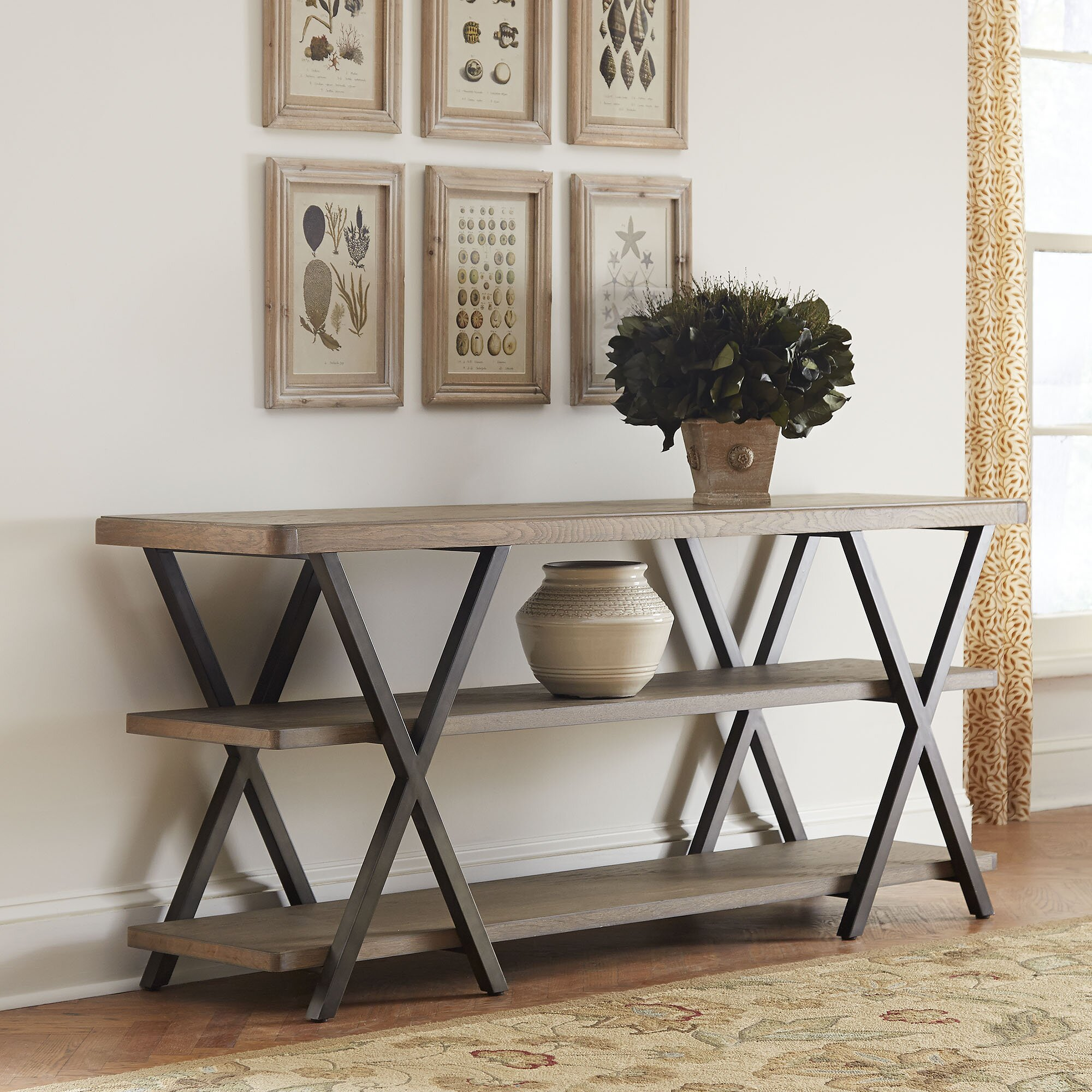Birch Lane Jopling Console Table Amp Reviews Wayfair