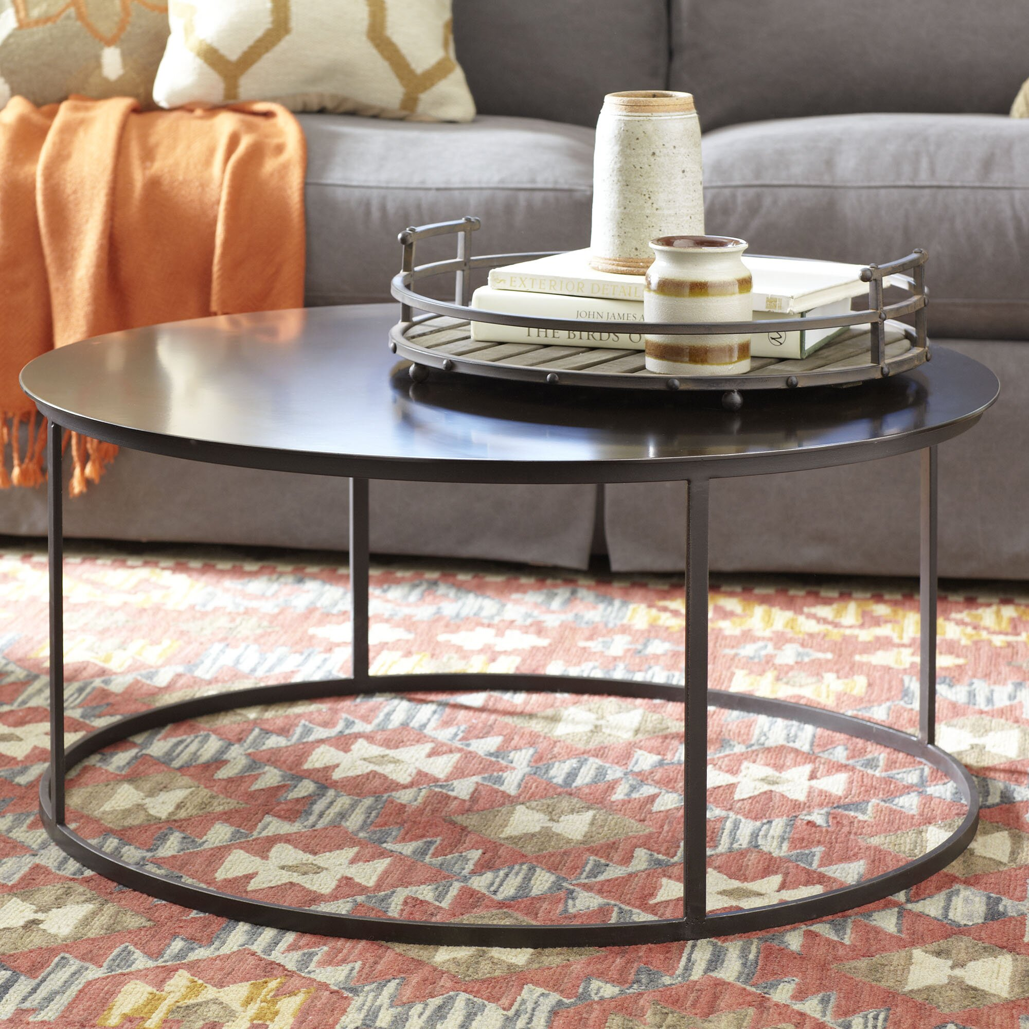 Birch Lane Drummond Coffee Table & Reviews