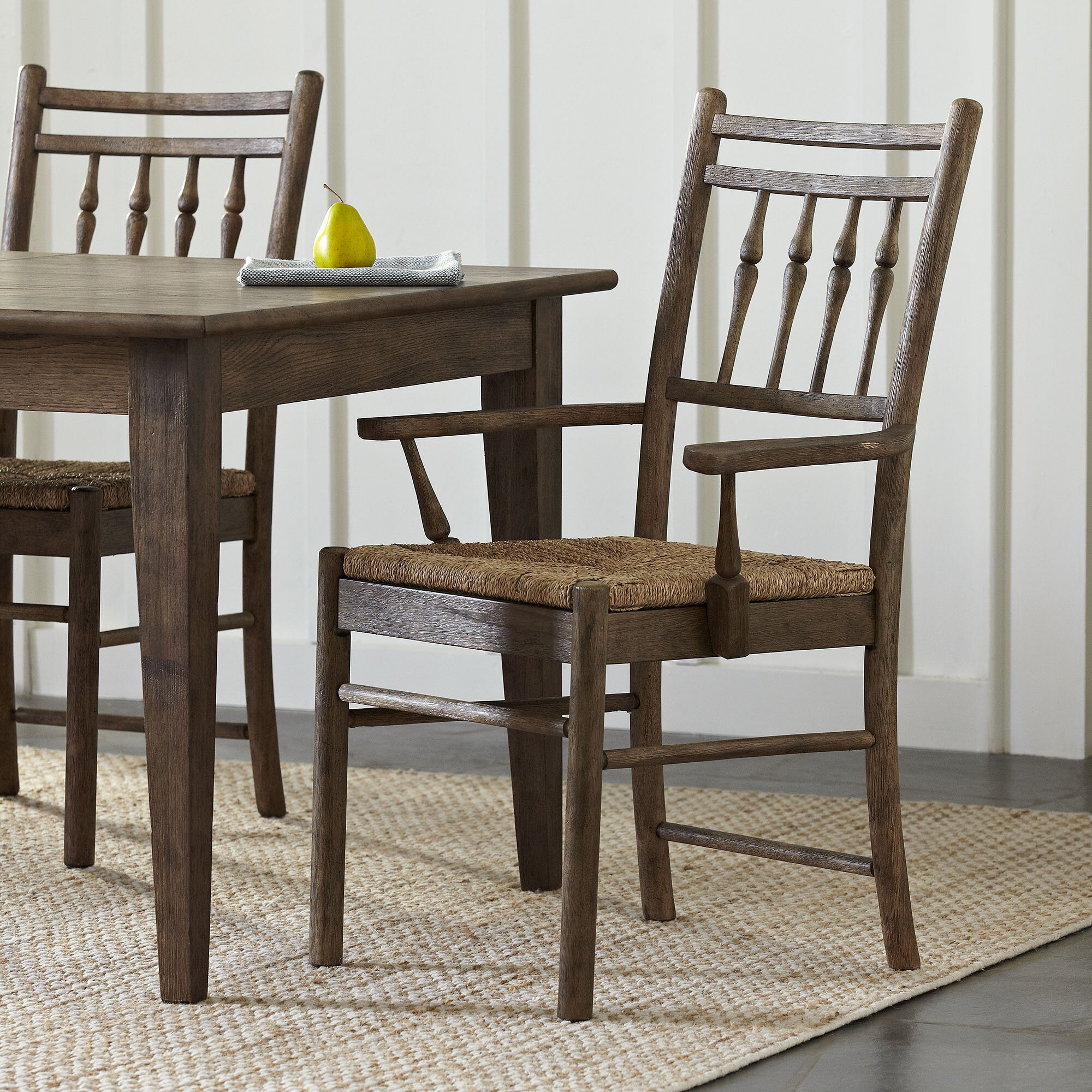 birch dining chairs birch riverbank dining room arm chair wayfair 1660