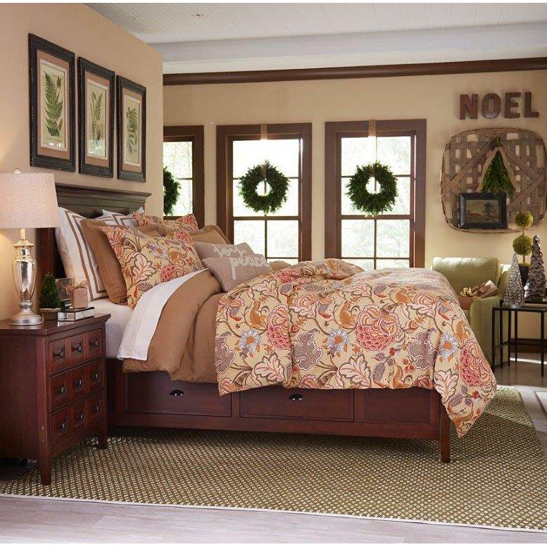 Bristol Panel Bed With Storage