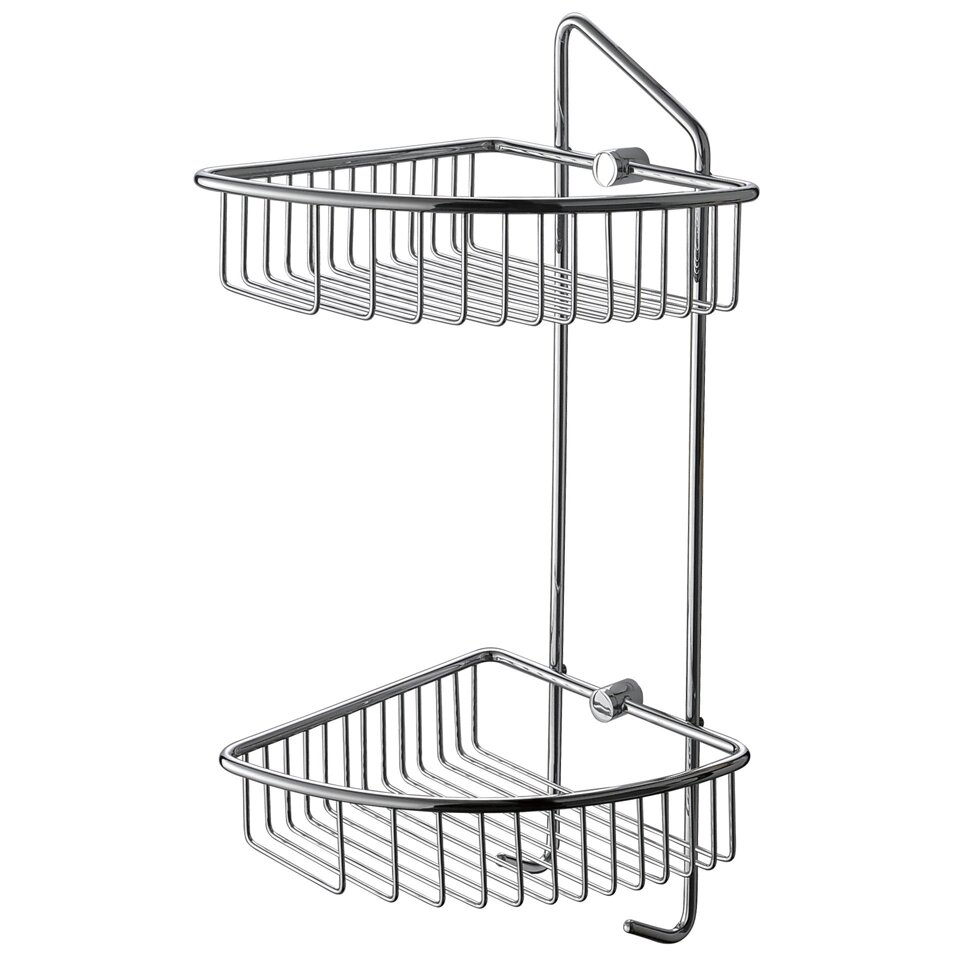 Bridgepoint Metal Hanging Shower Caddy Wayfair Uk