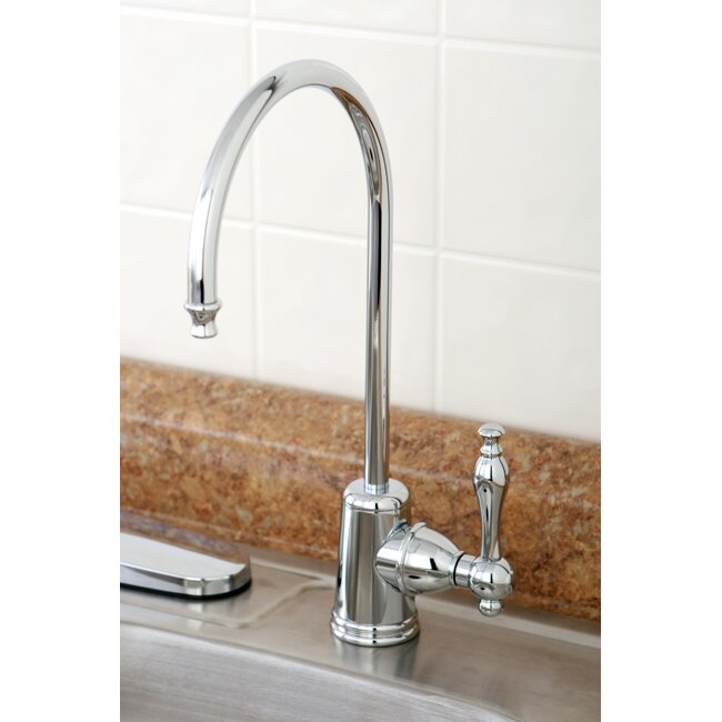 Kingston Brass Naples Gourmetier Single Handle Water Filtration Faucet Reviews Wayfair