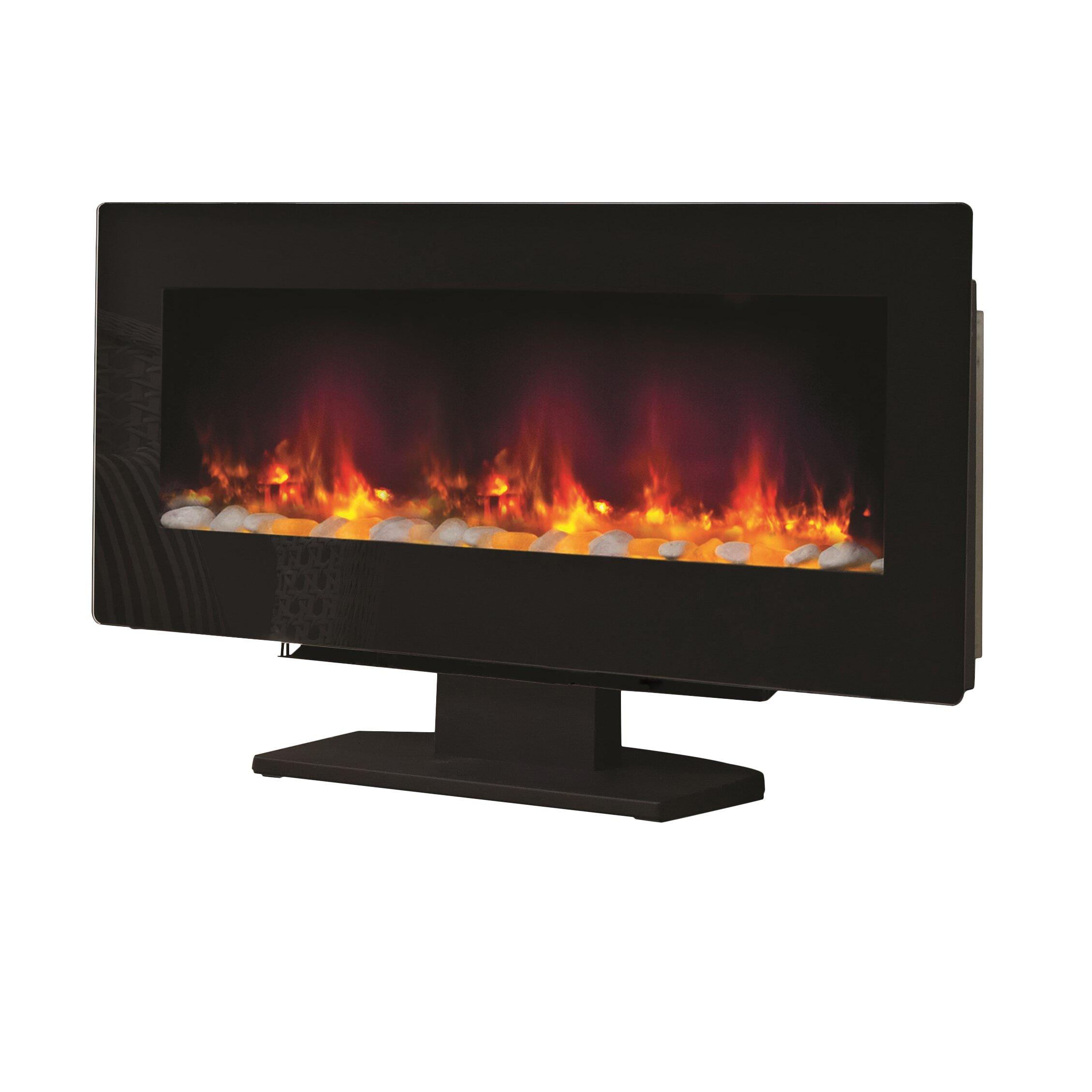 bemodern amari electric fireplace reviews wayfair uk. Black Bedroom Furniture Sets. Home Design Ideas
