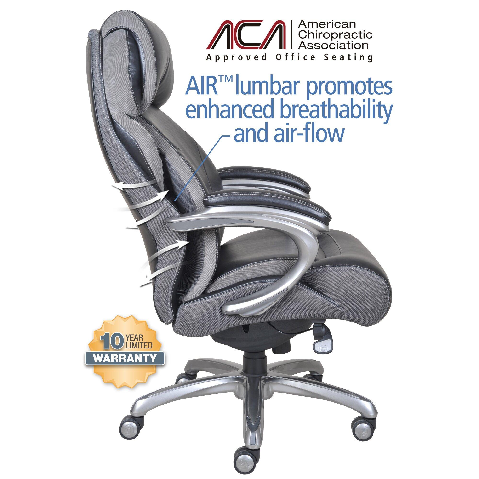 Serta Tranquility Mattress ... Office Furniture ... All Office Chairs Serta at Home SKU: SERT1039