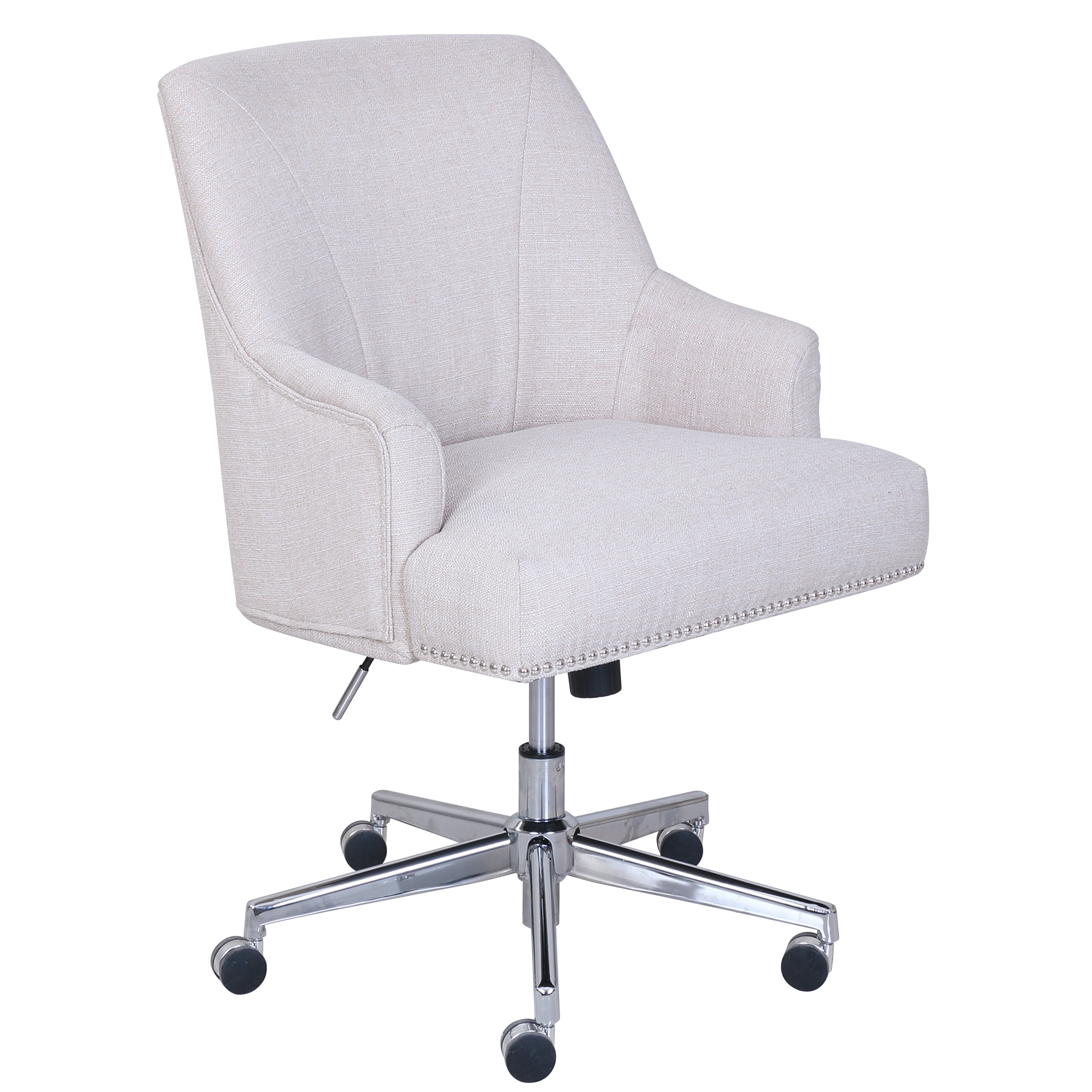 Serta At Home Serta Leighton Desk Chair Reviews Wayfair