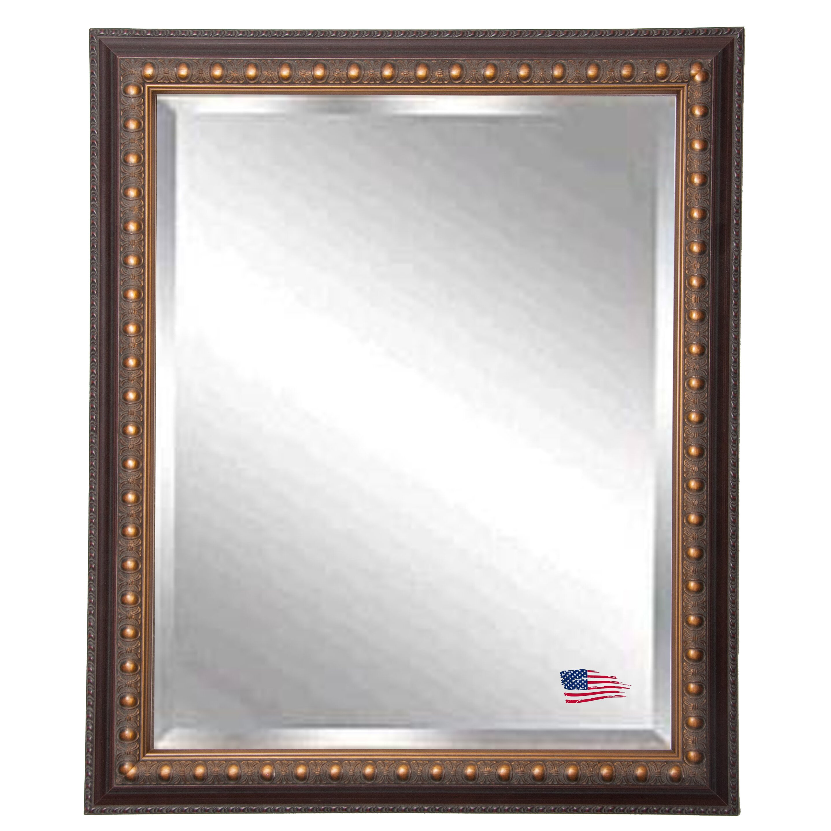 Rayne mirrors jovie jane traditional wall mirror reviews for Traditional mirror