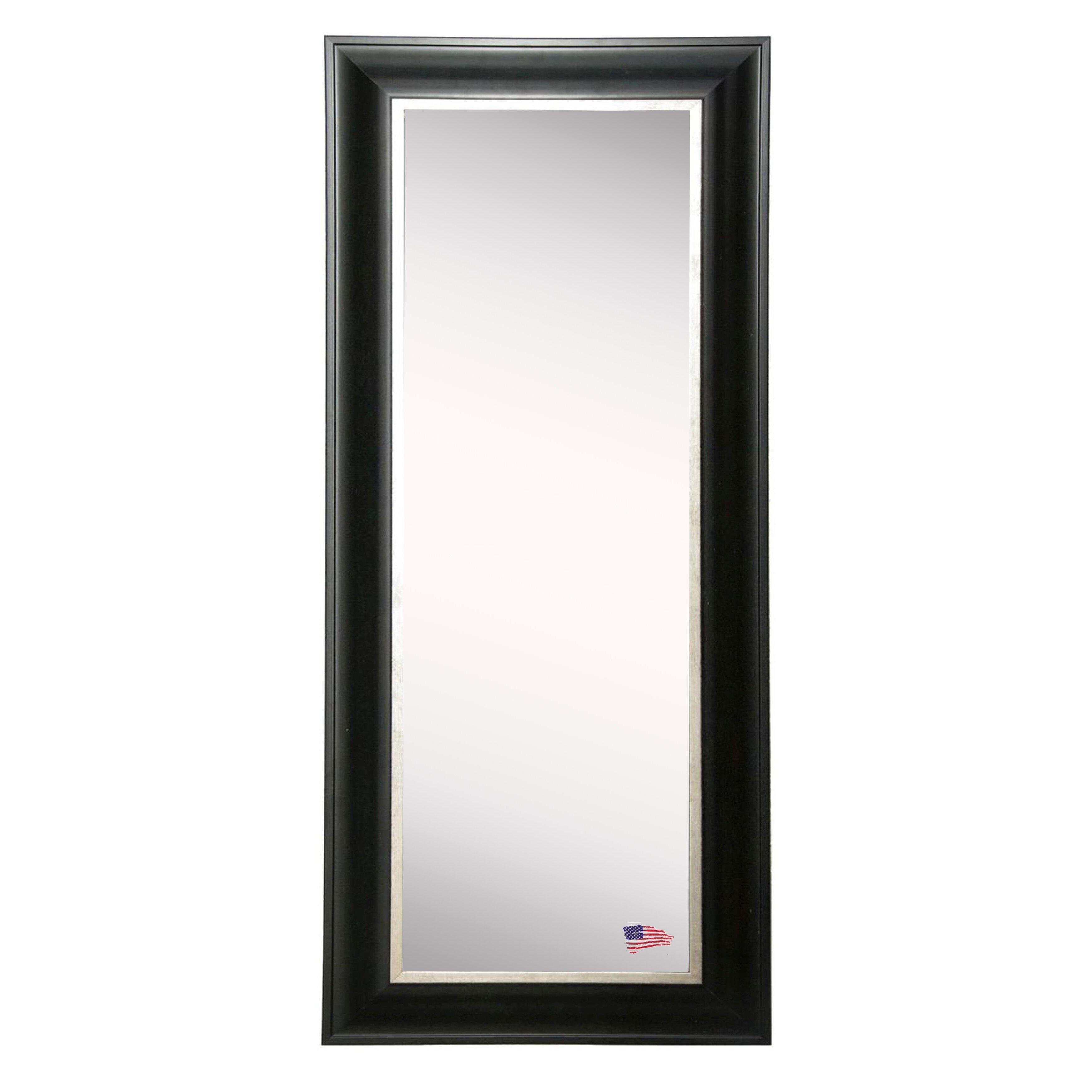 Rayne mirrors ava full body wall mirror wayfair for Full wall mirrors