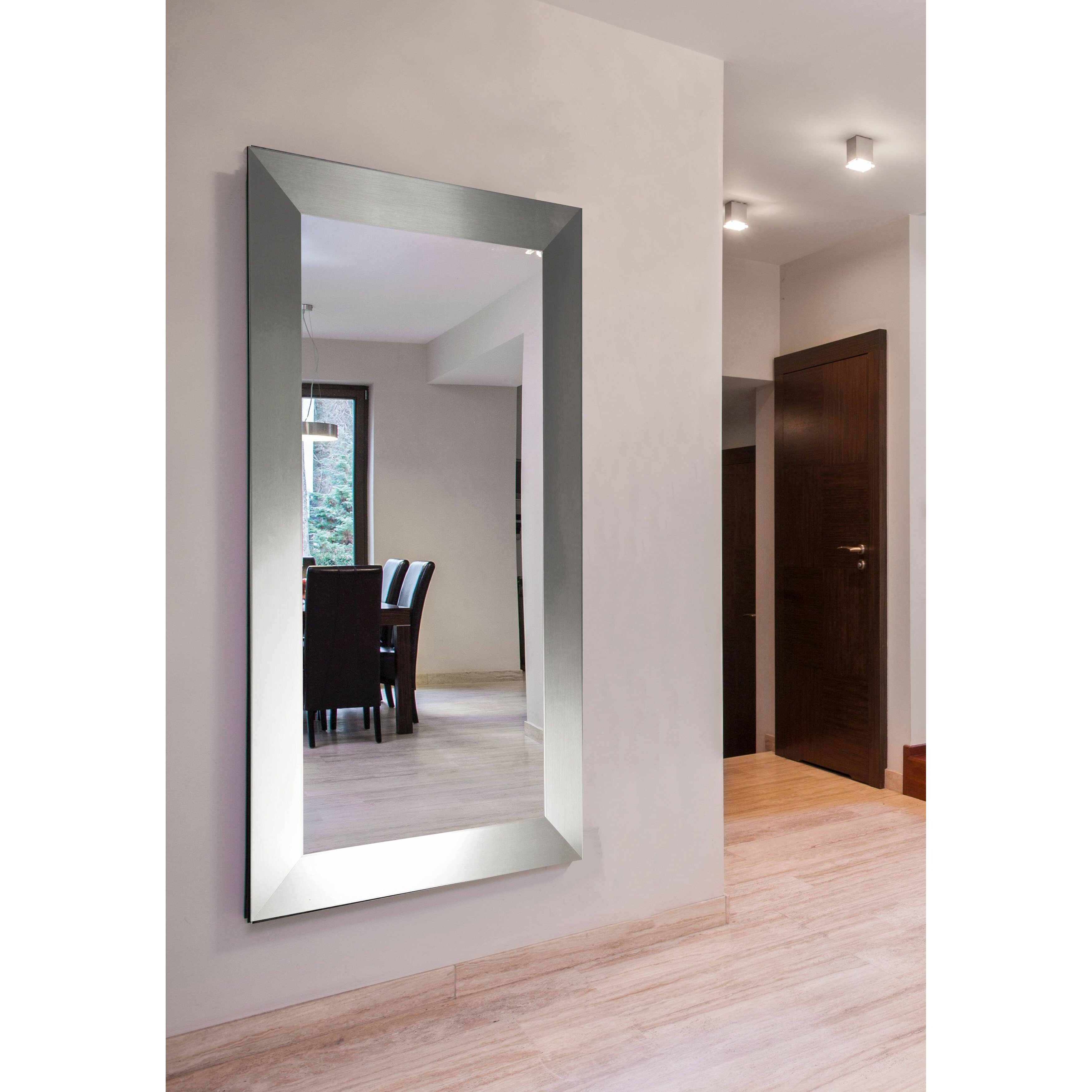 Rayne Mirrors Double Wide Vanity Wall Mirror Reviews