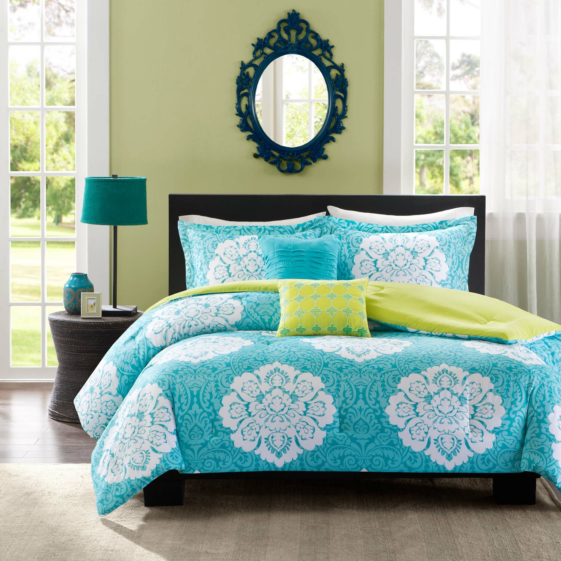 Cali King Bedding Comforter Sets