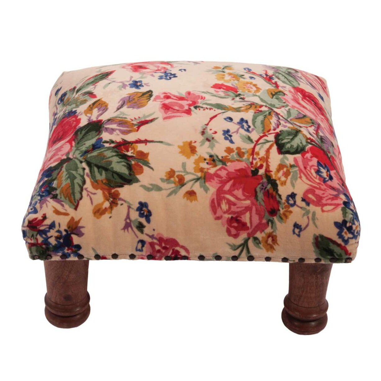 Ian Snow Rose Footstool | Wayfair UK