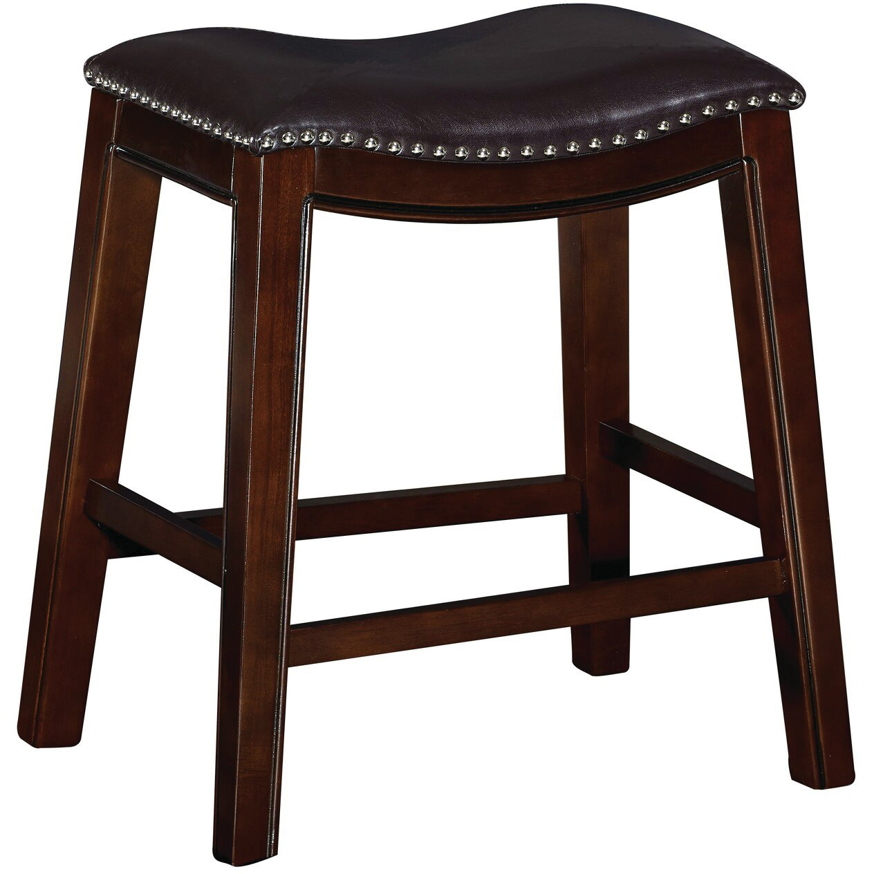 Just Cabinets Bella 24 Quot Bar Stool With Cushion Amp Reviews