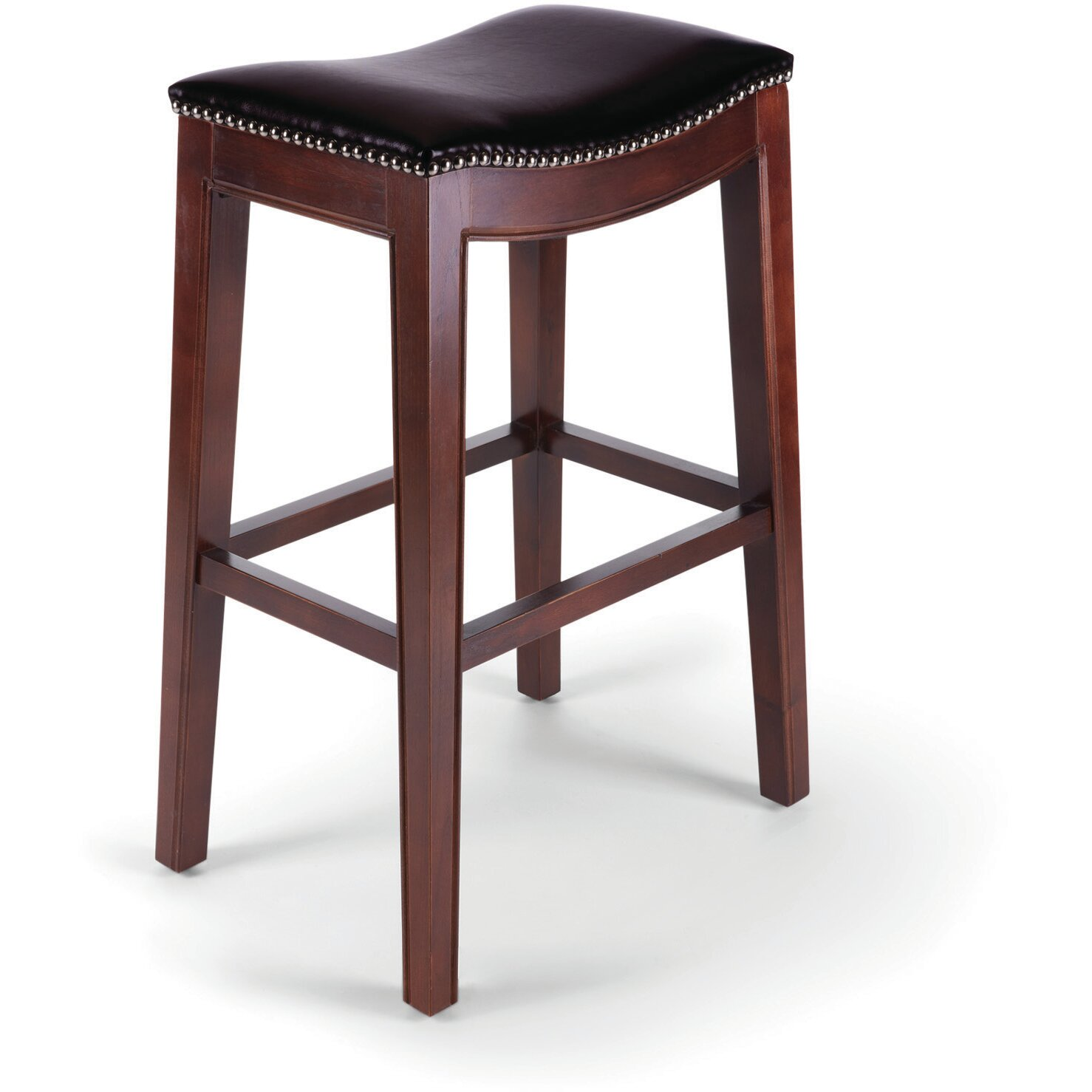 Just Cabinets Bella 30 Quot Bar Stool With Cushion Wayfair