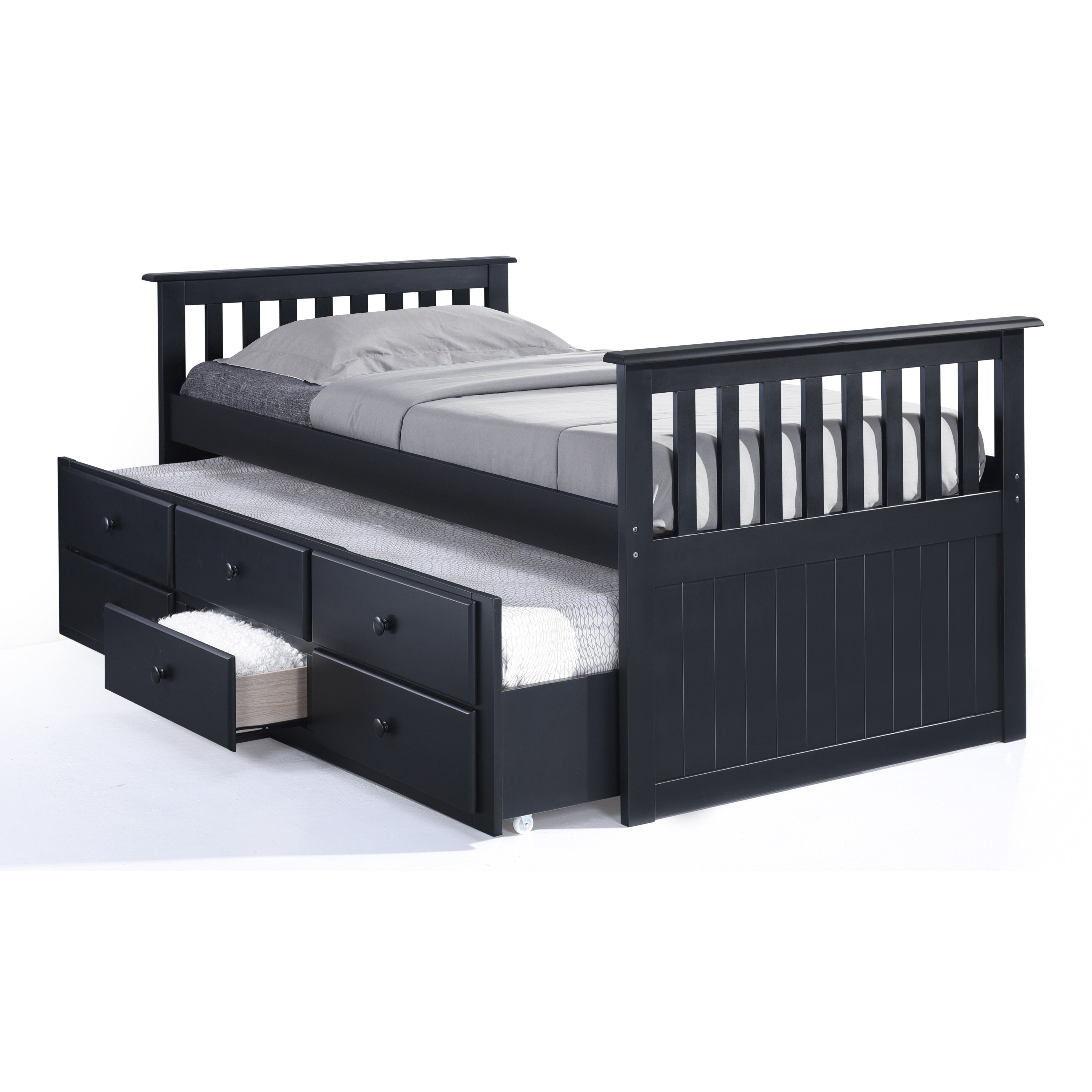 Broyhill Kids Marco Island Captain 39 S Bed With Trundle Bed