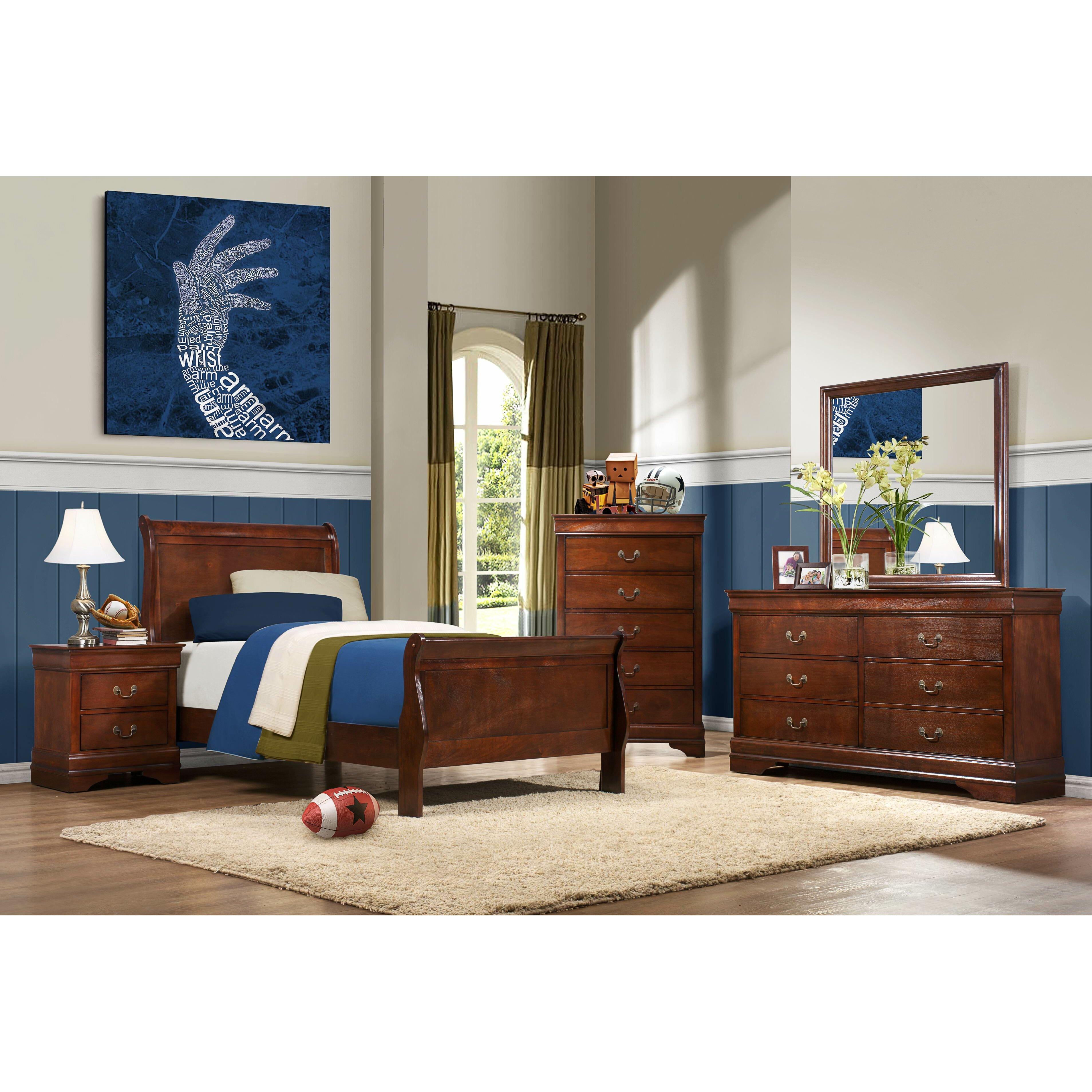 Metal Bedroom Furniture Sets Bedroom Furniture Sets Wayfair Lc Kids Charlotte Panel Bedroom