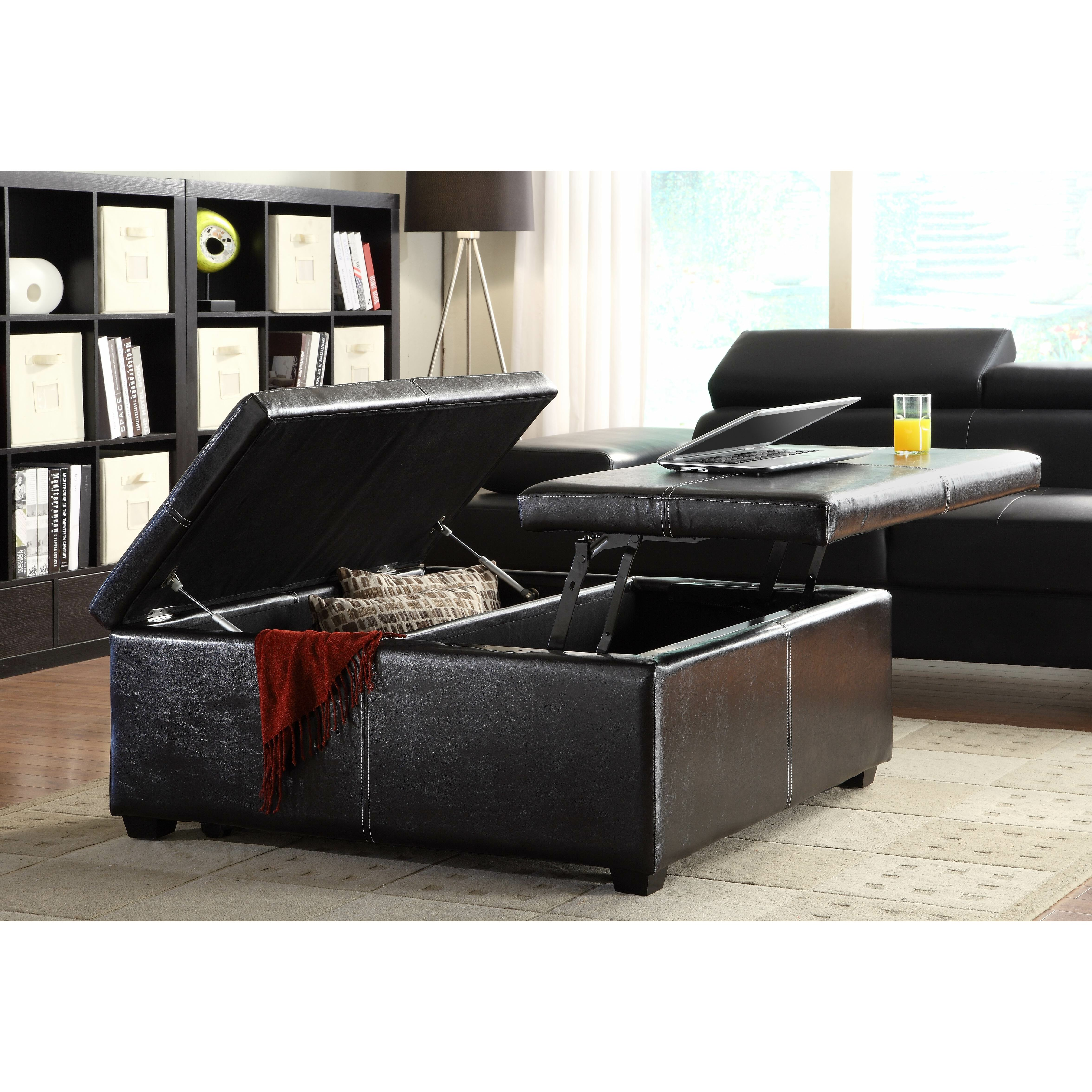 Woodhaven Hill Synergy Storage Coffee Table Reviews Wayfair