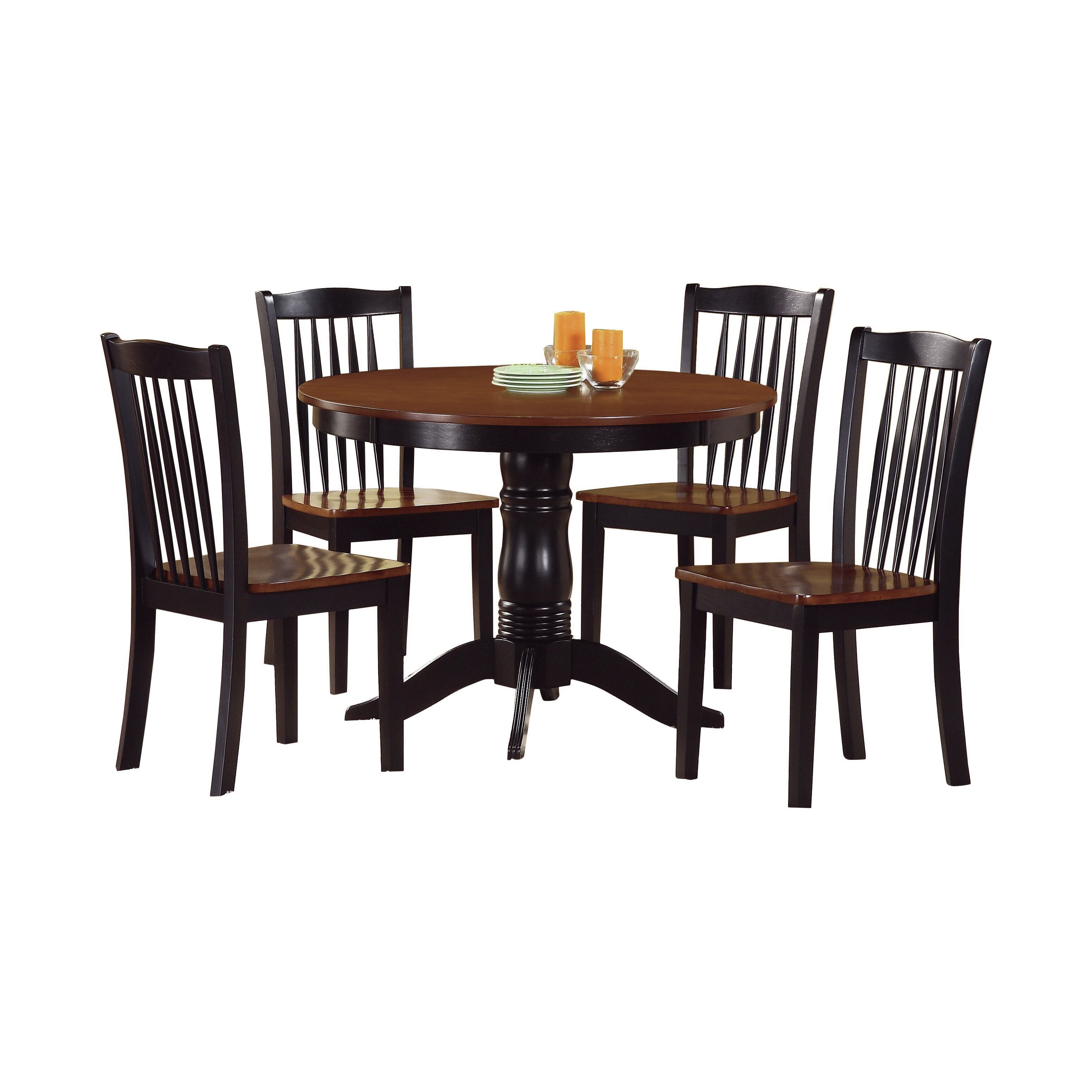 Woodhaven Hill Andover 5 Piece Dining Set & Reviews