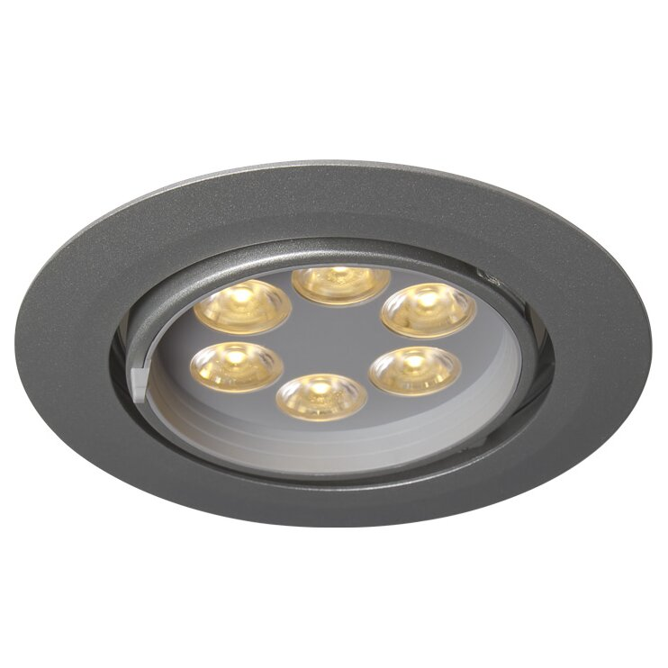 Bruck Ledra G6 Gimbal LED Recessed Housing Wayfair