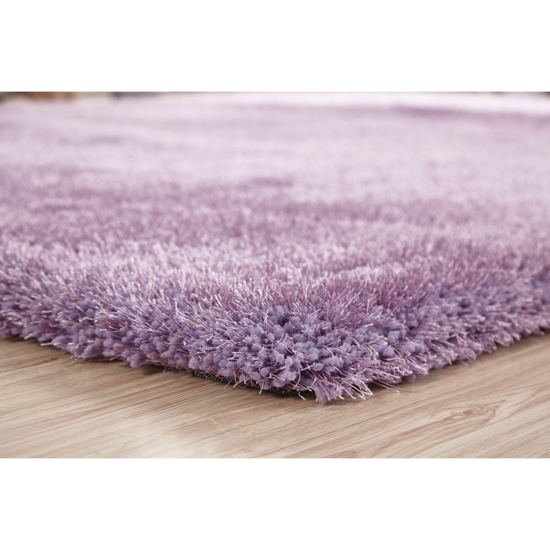 Lavender Rug: Rug Factory Plus Hand-Tufted Lavender Area Rug