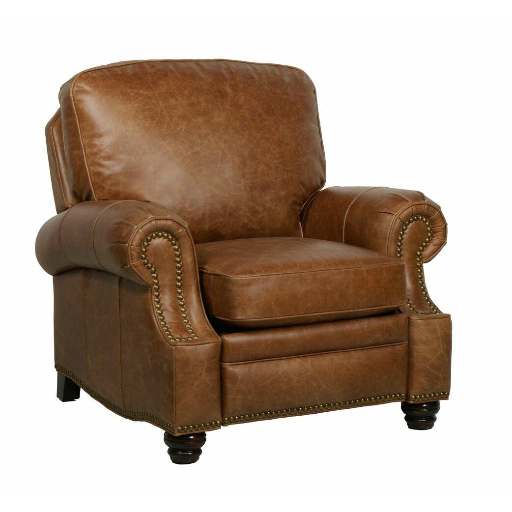 Barcalounger longhorn ii recliner reviews wayfair for Barcalounger