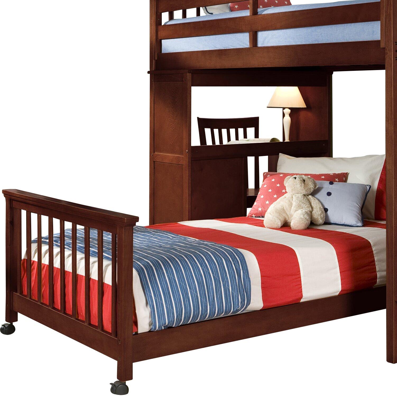 NE Kids School House Student Loft Bed & Reviews