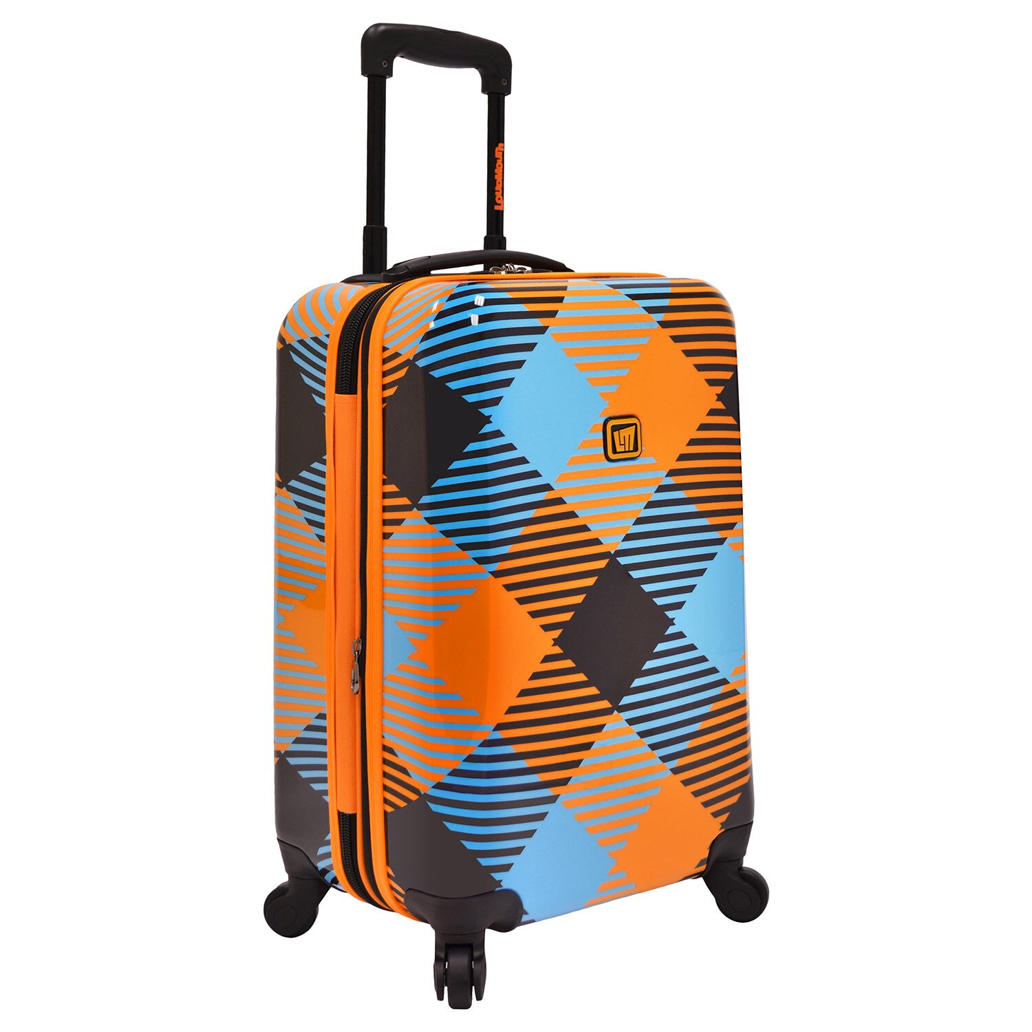 Loudmouth Luggage Microwave 22 Quot Hardsided Carry On Spinner