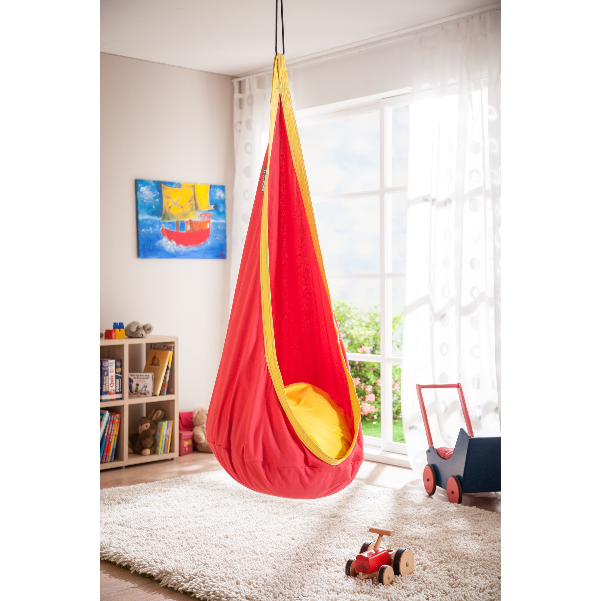La Siesta Joki Hanging Nest For Kids Amp Reviews Wayfair