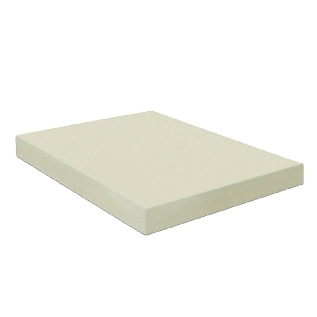 Best price quality best price quality 6 memory foam mattress and base foundation set wayfair Memory foam mattress set