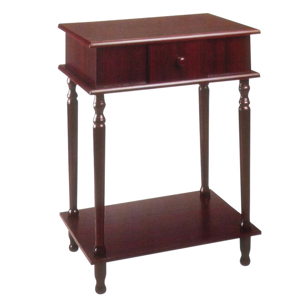 Wayfair Tables: ORE Furniture End Table & Reviews