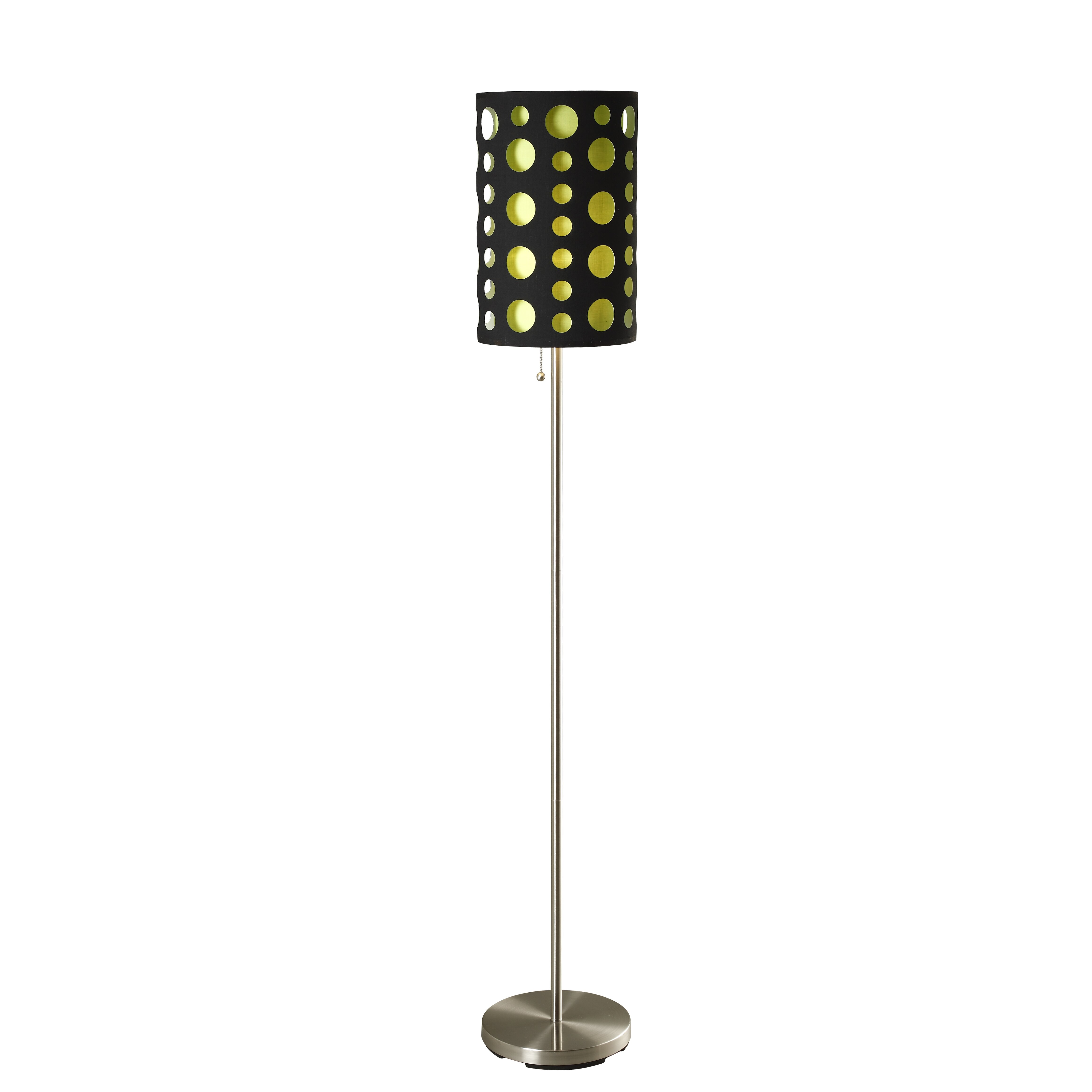 Ore furniture retro 66quot floor lamp reviews wayfair for Retro floor lamp sydney