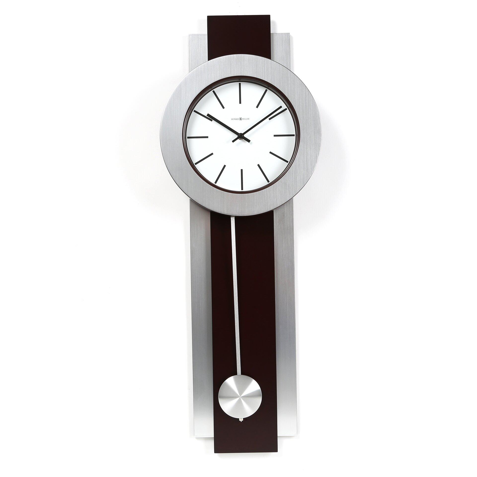 Howard Miller Designer Choice Bergen Quartz Wall Clock