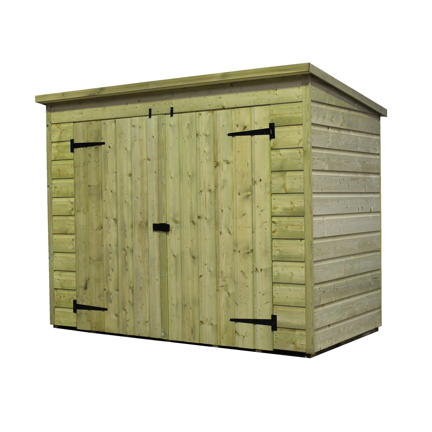 Empire sheds ltd 7 x 3 wooden lean to shed reviews for Garden shed 7 x 3