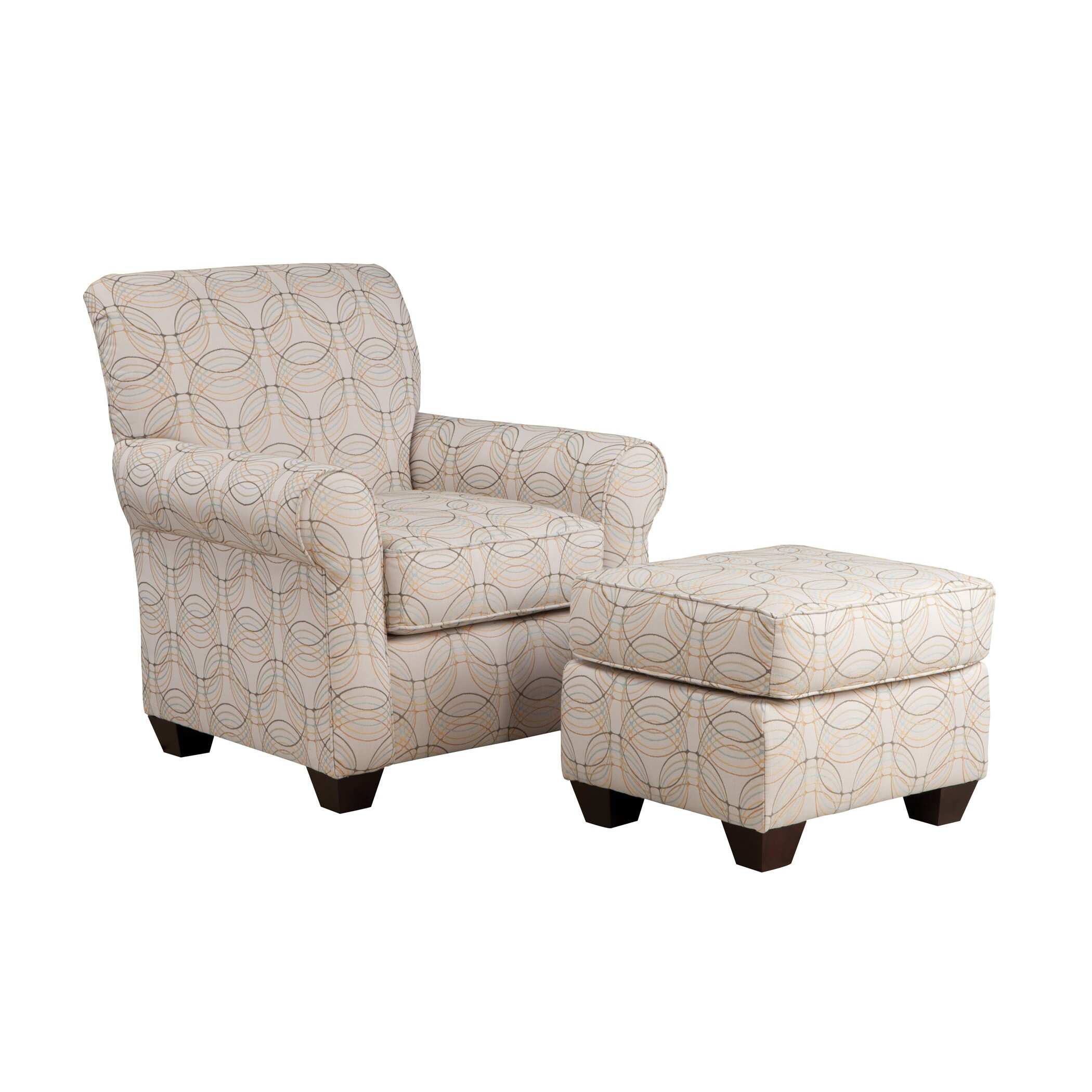Overnight Sofa Accent Arm Chair & Reviews | Wayfair
