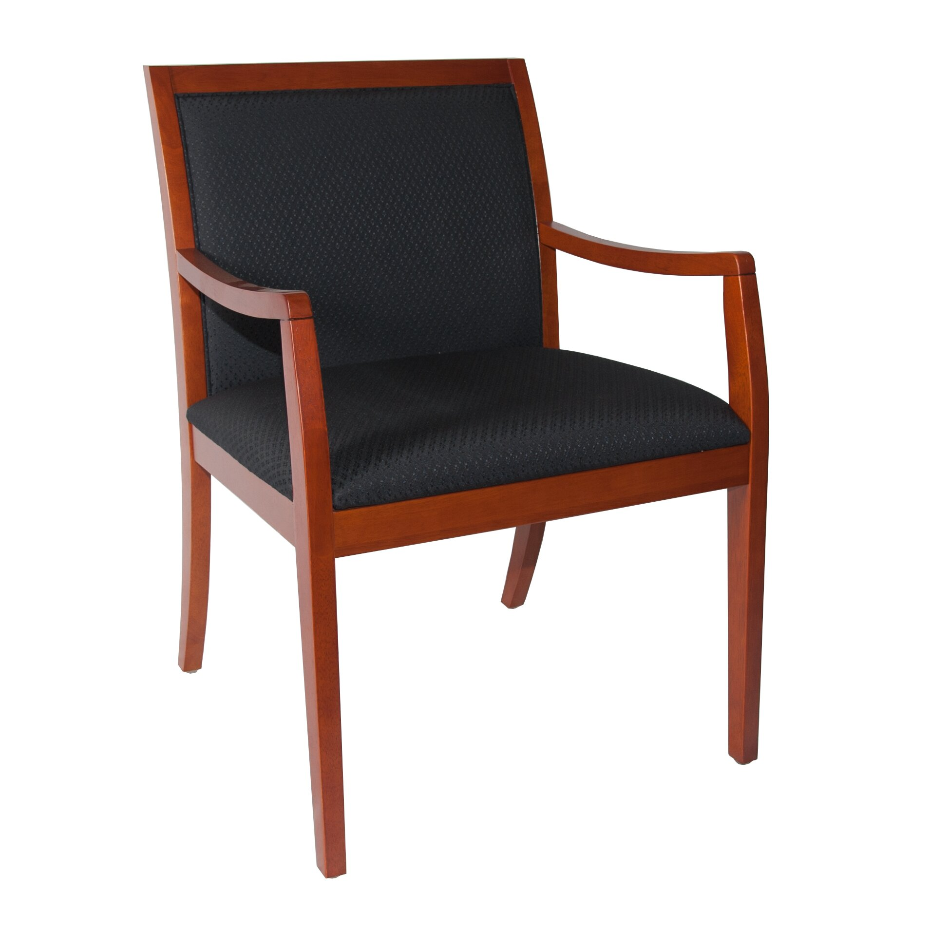 Furniture Design Group Rex Wooden Lounge Chair