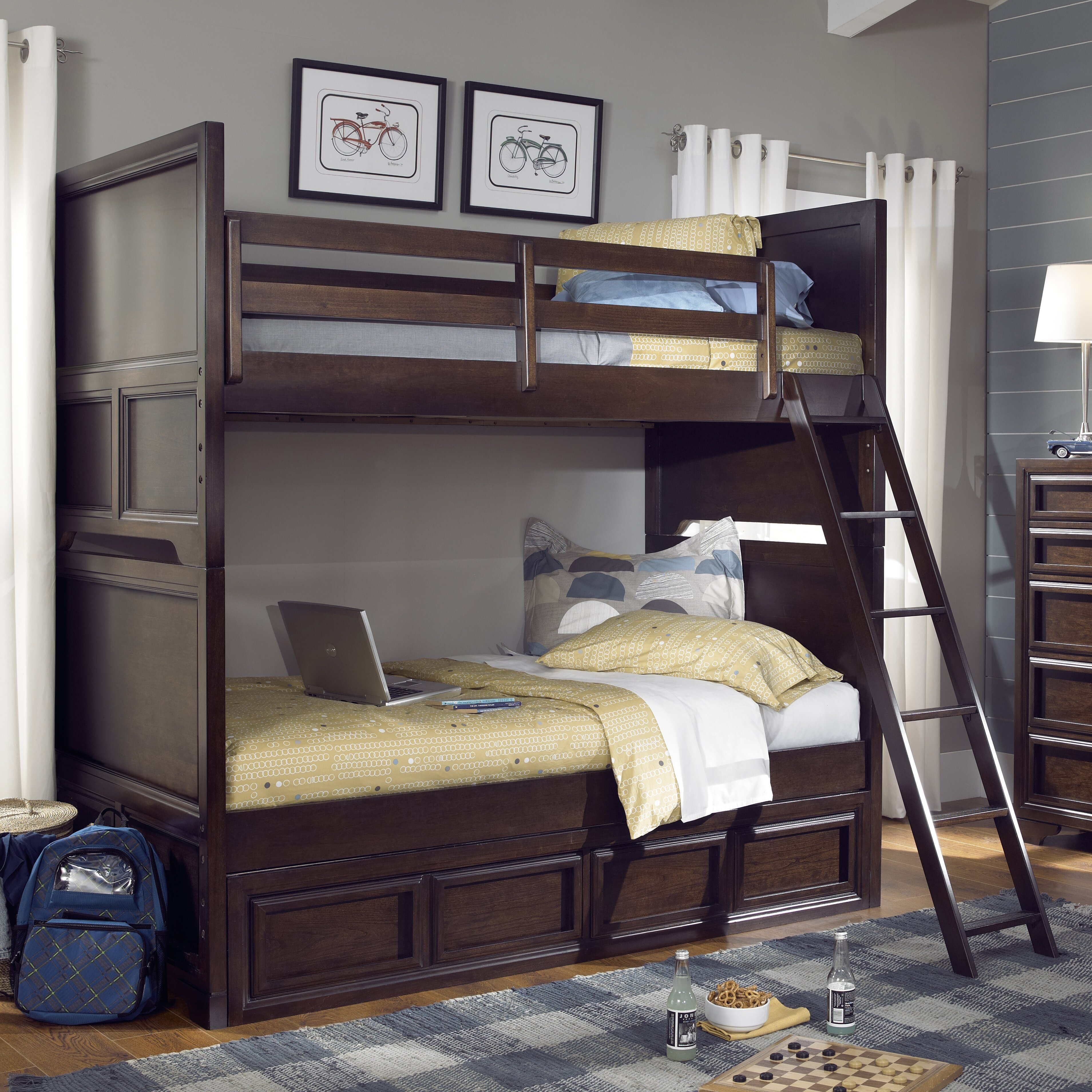 twin bed with storage underneath lc benchmark standard bunk bed with 20005