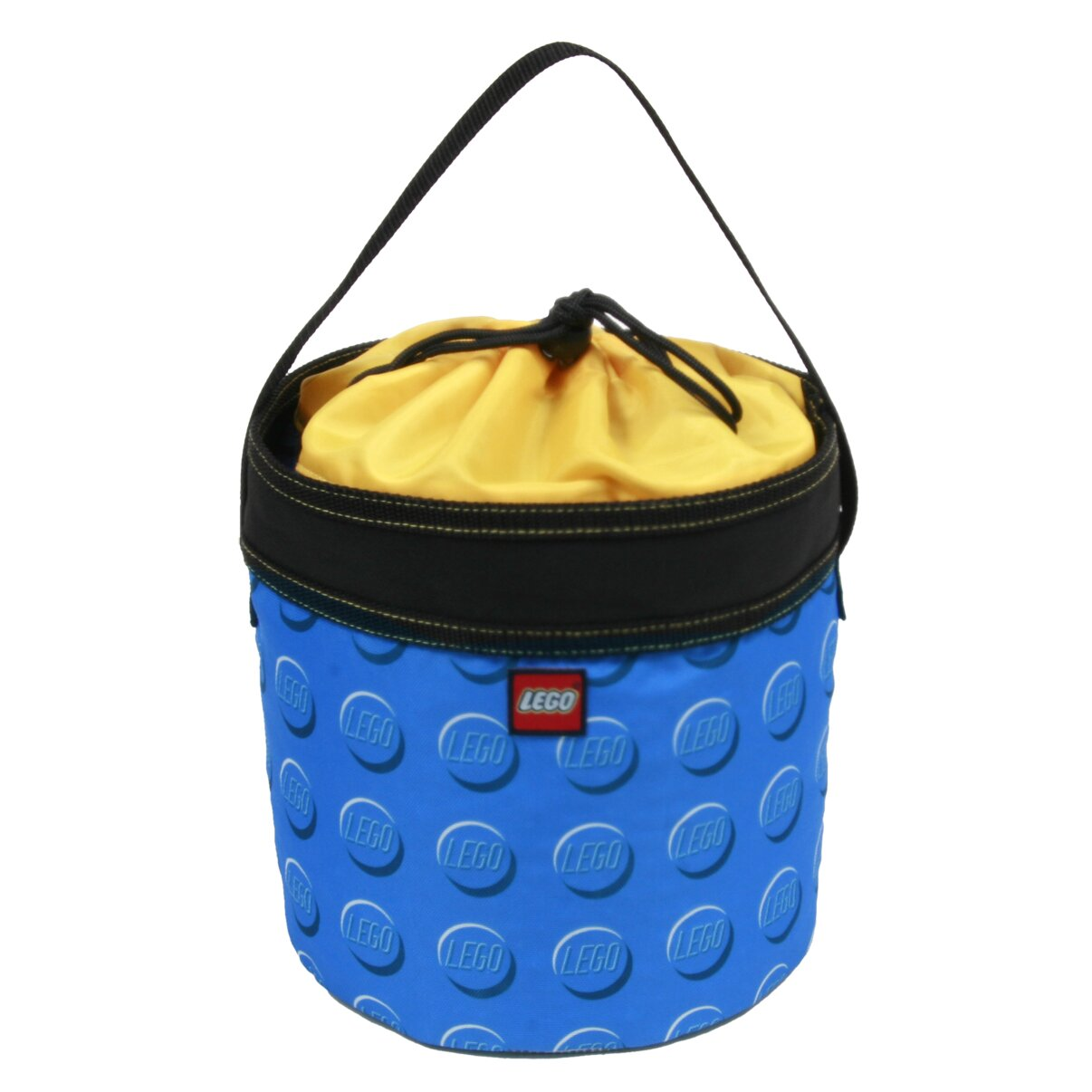 lego luggage small lego pattern cinch bucket reviews. Black Bedroom Furniture Sets. Home Design Ideas