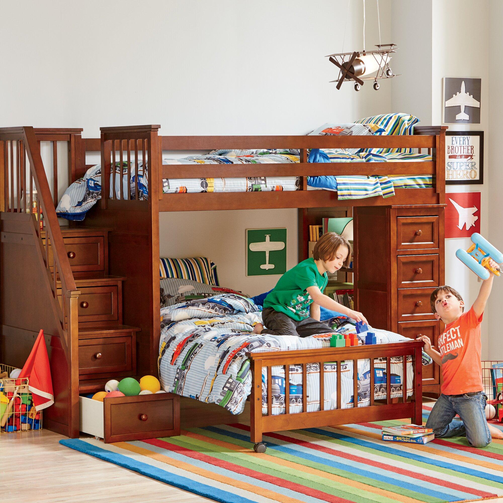 Birch Lane Kids Bradley Loft Bed