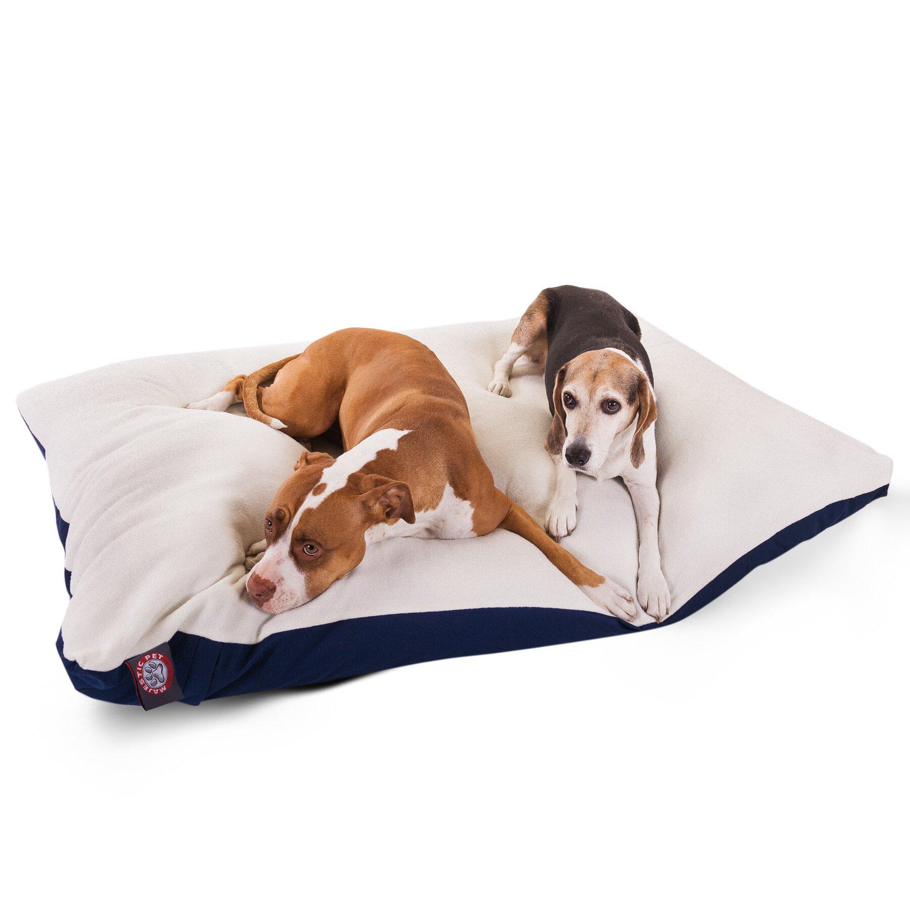 Majestic Pet Rory Pillow Pet Bed Amp Reviews Wayfair