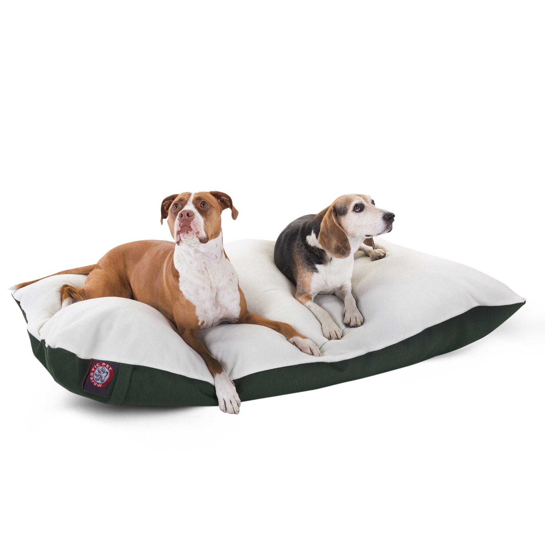 Majestic Pet Rory Pillow Pet Bed Amp Reviews Wayfair Ca