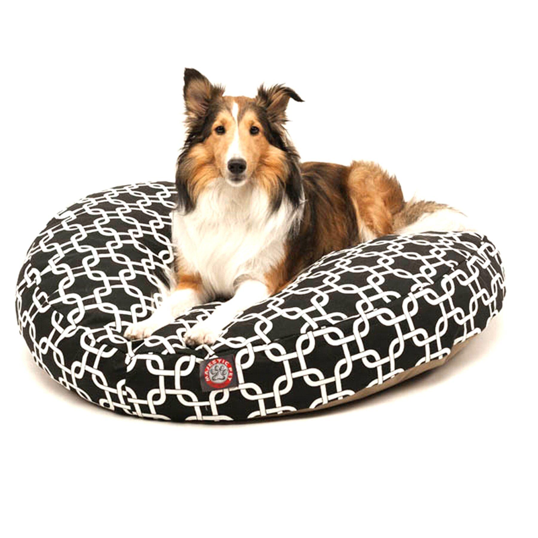 Majestic Pet Links Round Pet Bed Amp Reviews Wayfair