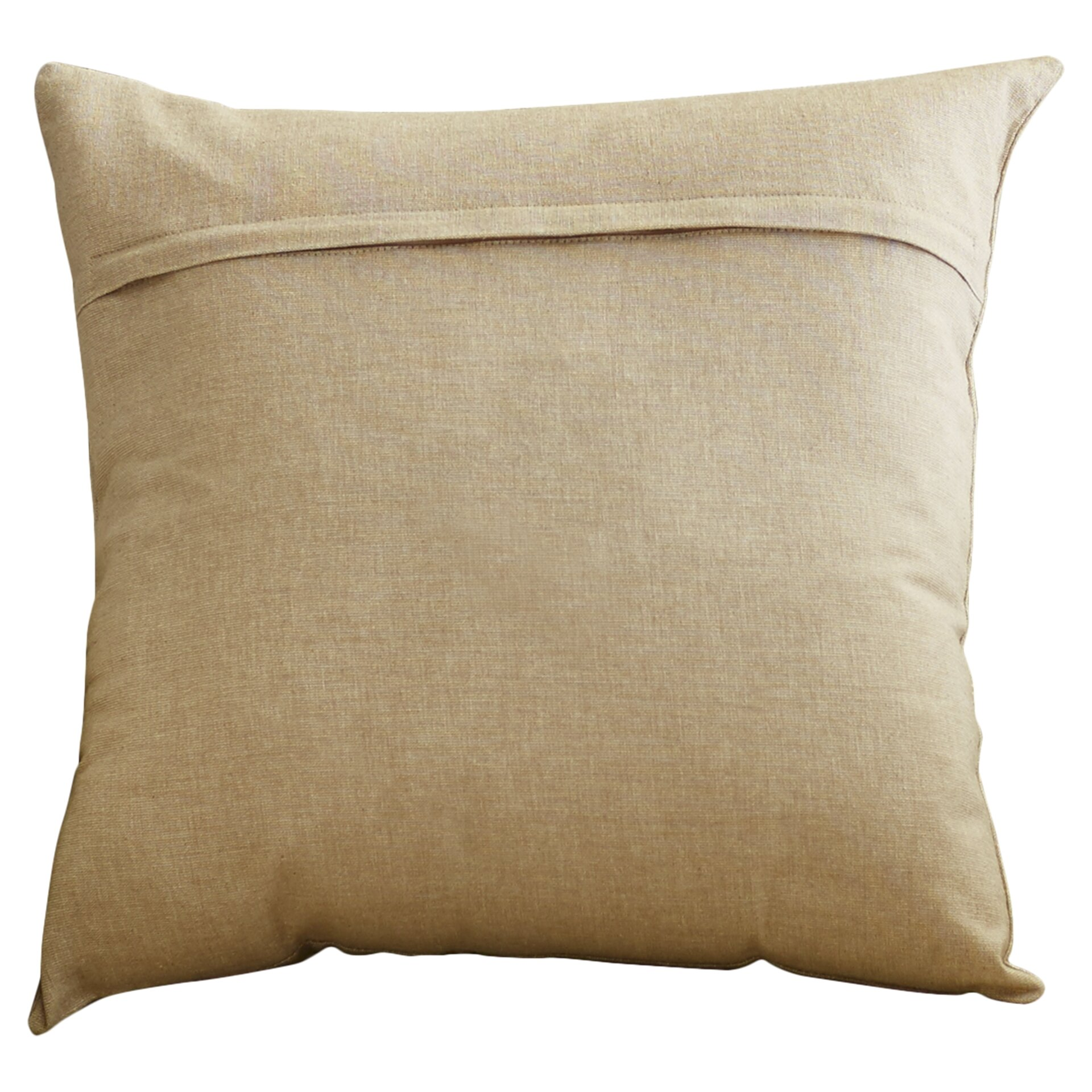 Throw Pillow In French : August Grove Evelina Classical French Script Cotton Throw Pillow & Reviews Wayfair