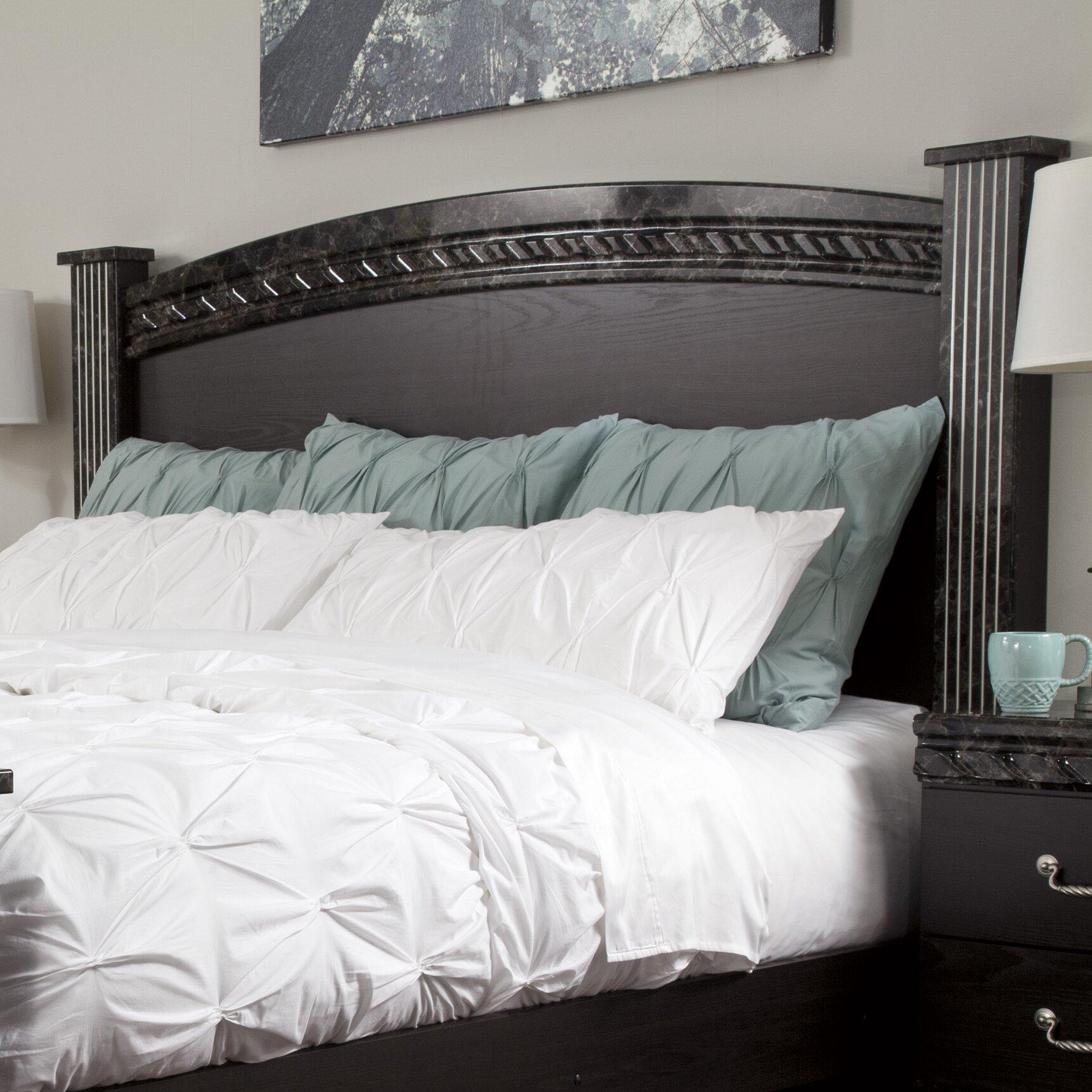 Signature design by ashley vachel panel customizable - Ashley bedroom furniture reviews ...