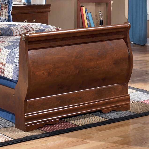 signature design by ashley kimball sleigh bed reviews