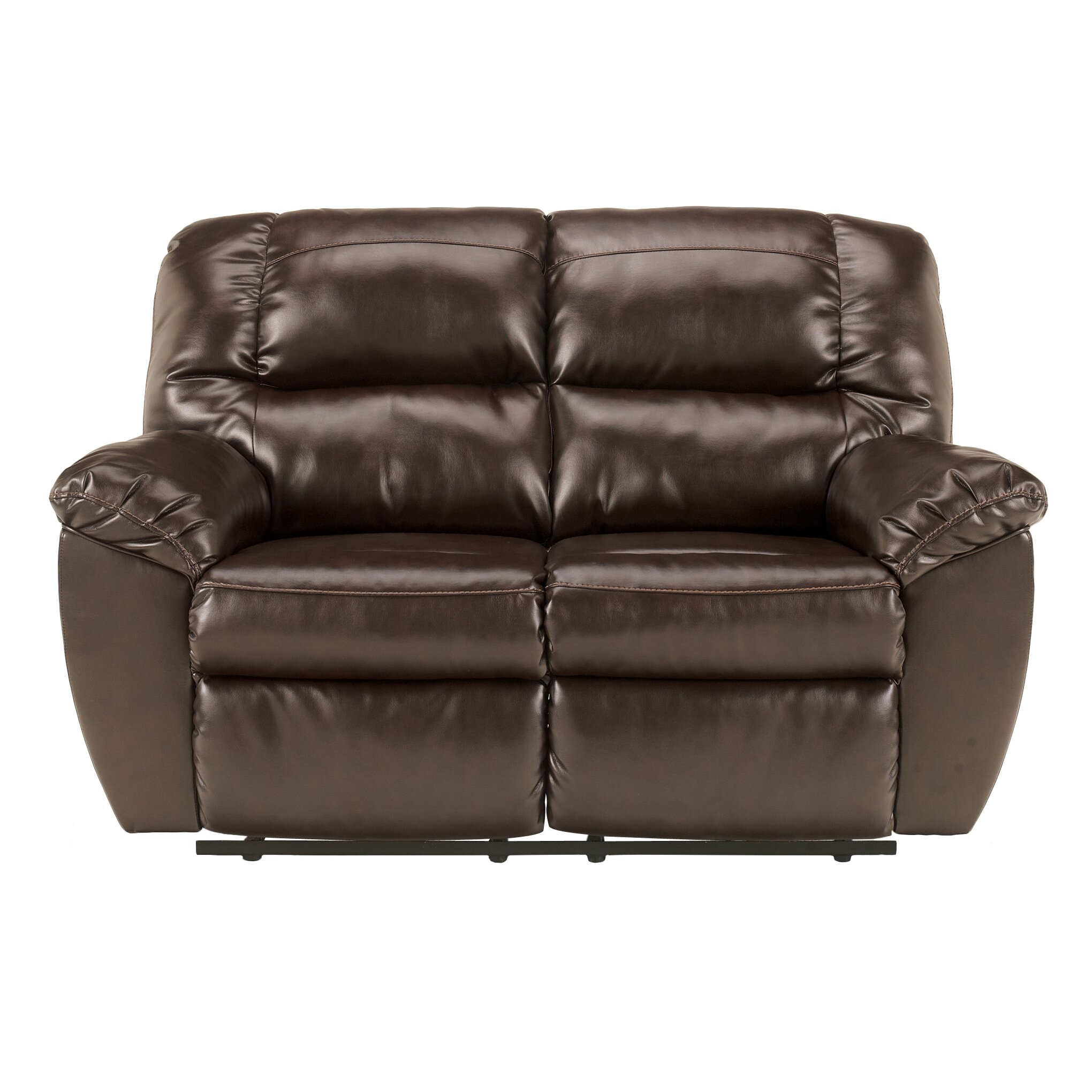 Signature Design By Ashley Ruth Reclining Loveseat Reviews Wayfair