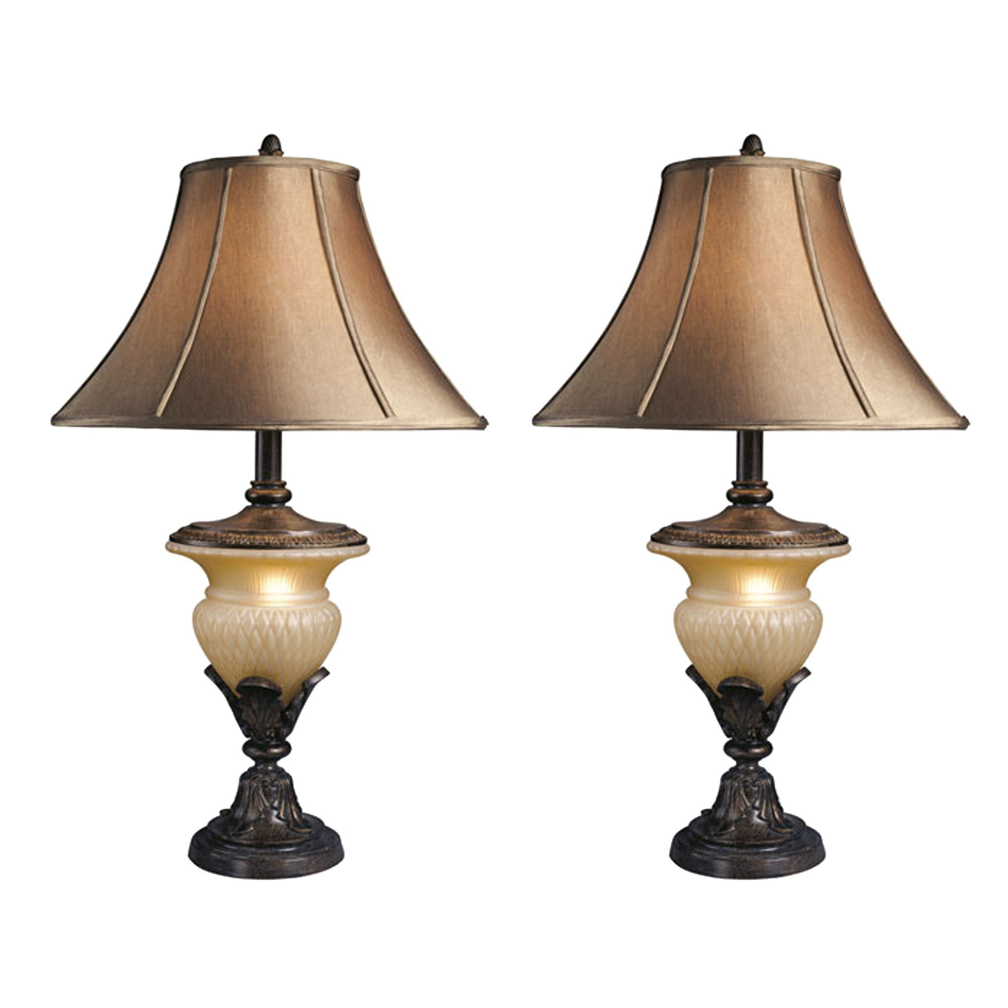 Signature Design By Ashley Danielle 34 Table Lamps Set