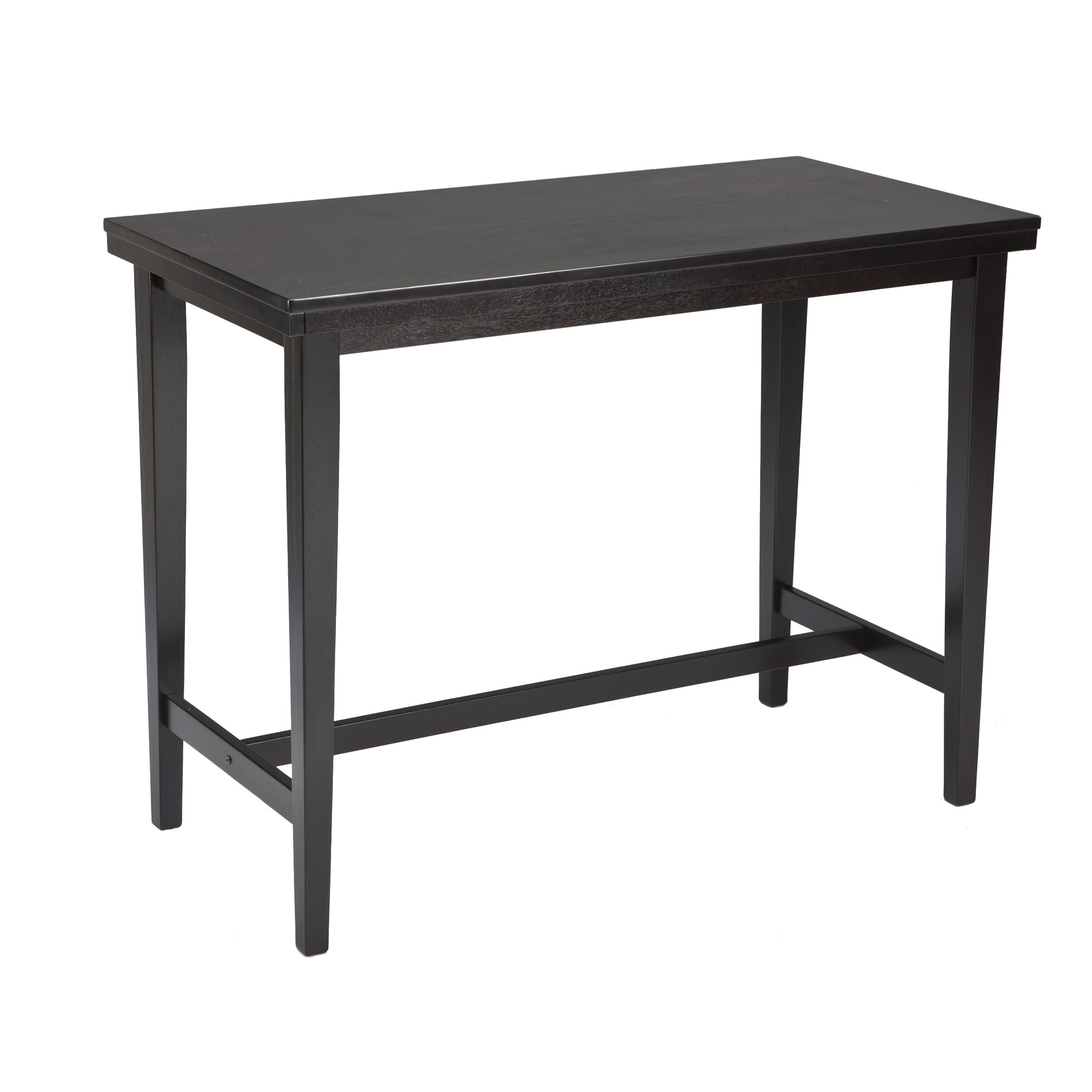 Signature design by ashley kimonte counter height dining table reviews wayfair Counter height bench