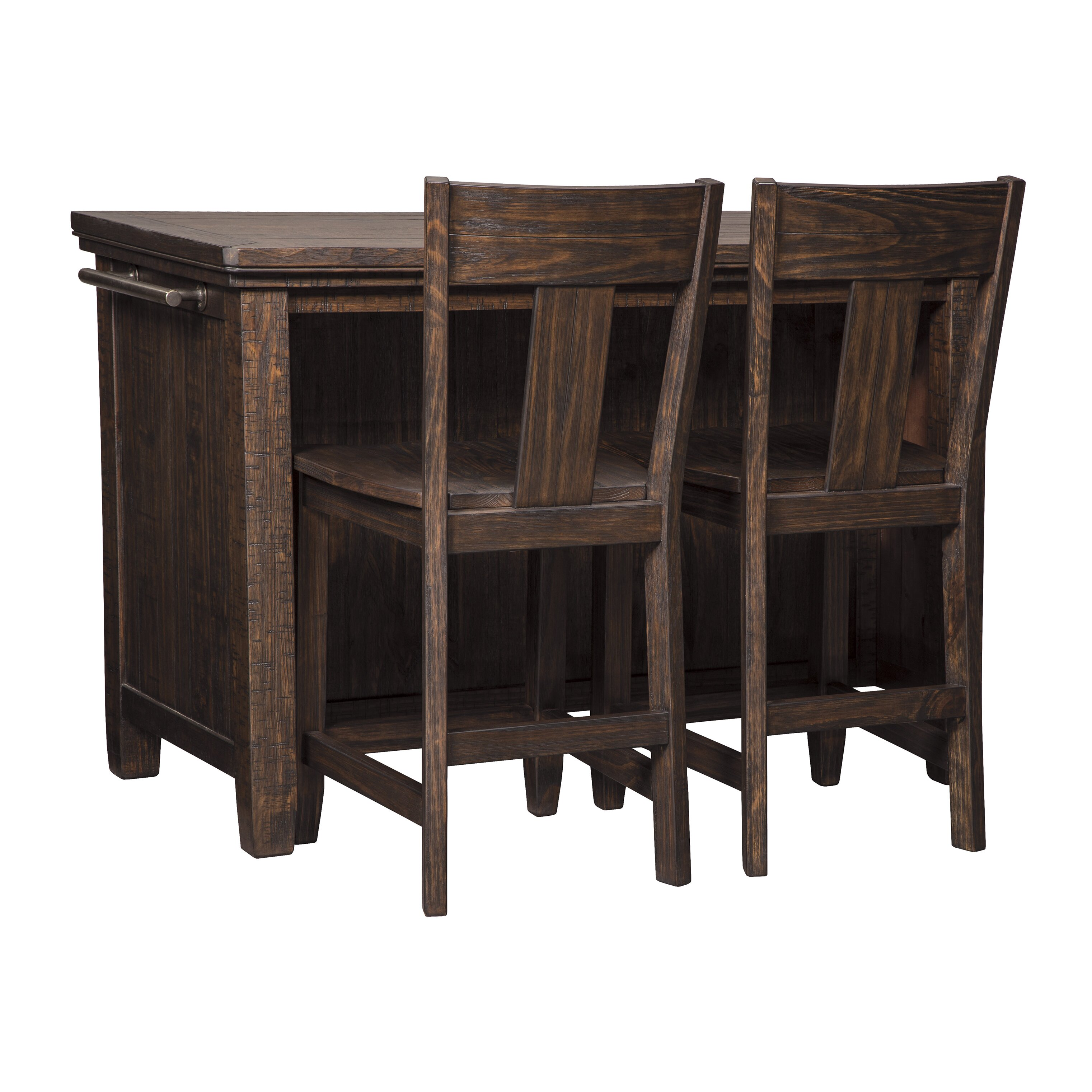Signature design by ashley trudell counter height dining for Wayfair dining table