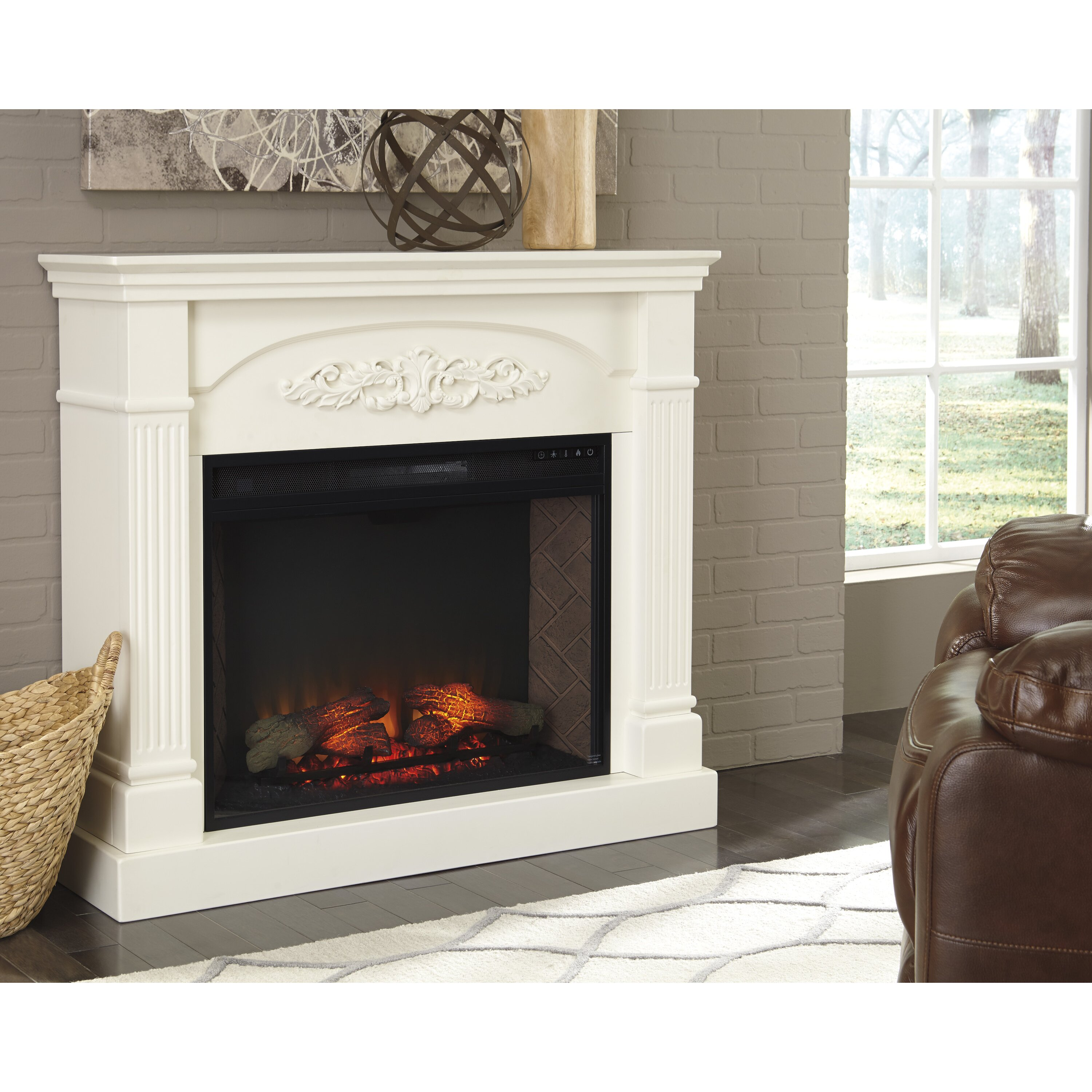 Signature Design by Ashley Electric Fireplace