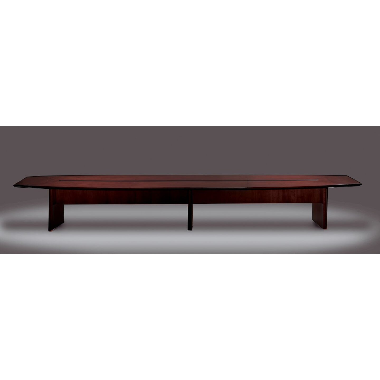 Mayline Corsica Series Boat Shaped Conference Table  : Corsica2B1825272BConference2BTable from www.wayfair.com size 1440 x 1440 jpeg 67kB
